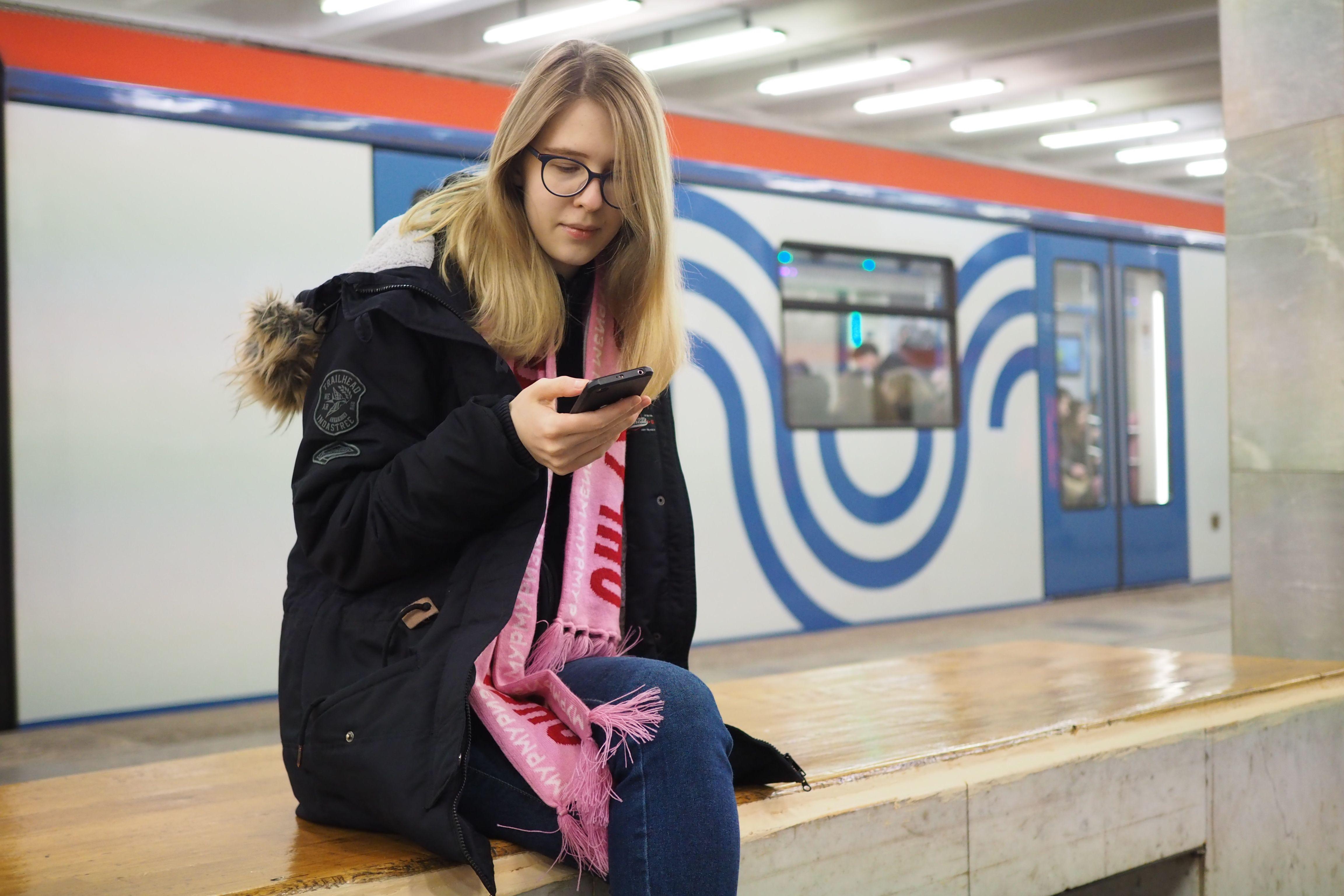 Москвичам предложили принять участие в бета-тестировании приложения «Метро Москвы»