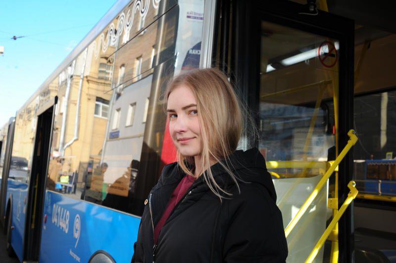 Москвичи оценят удобство и безопасность городского транспорта