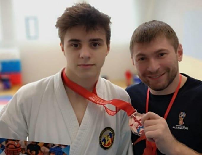 Воспитанники Московского центра боевых искусств стали призерами Всероссийского чемпионата
