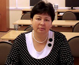 Татьяна Новикова. Фото предоставила Юлия Вершинина