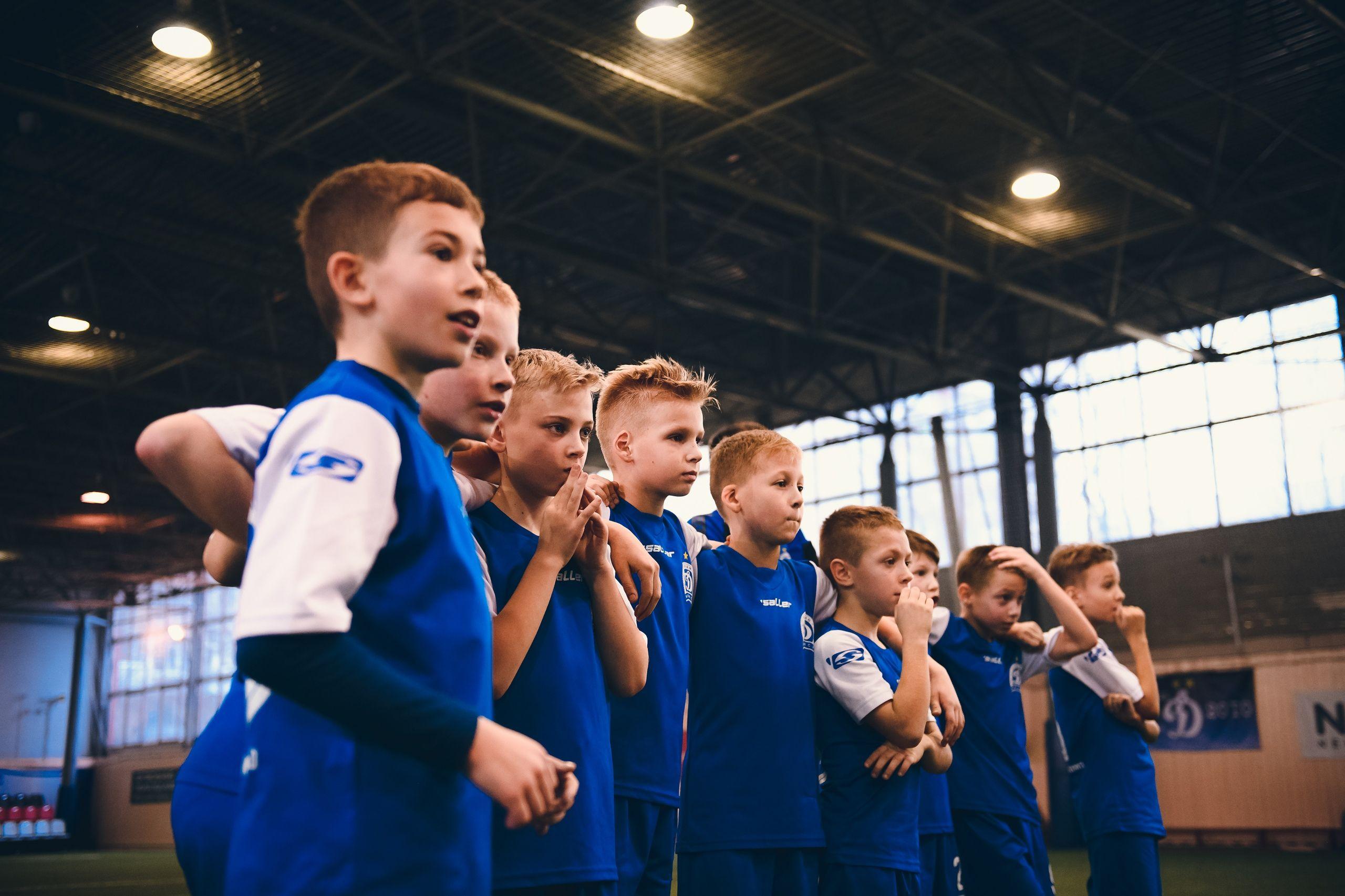 Юные футболисты «Чертанова» сыграют в Каталонии