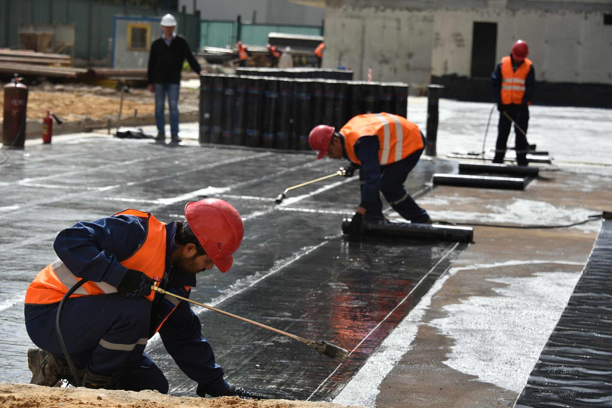 Новую дорогу построят в промышленной зоне «Верхние Котлы»