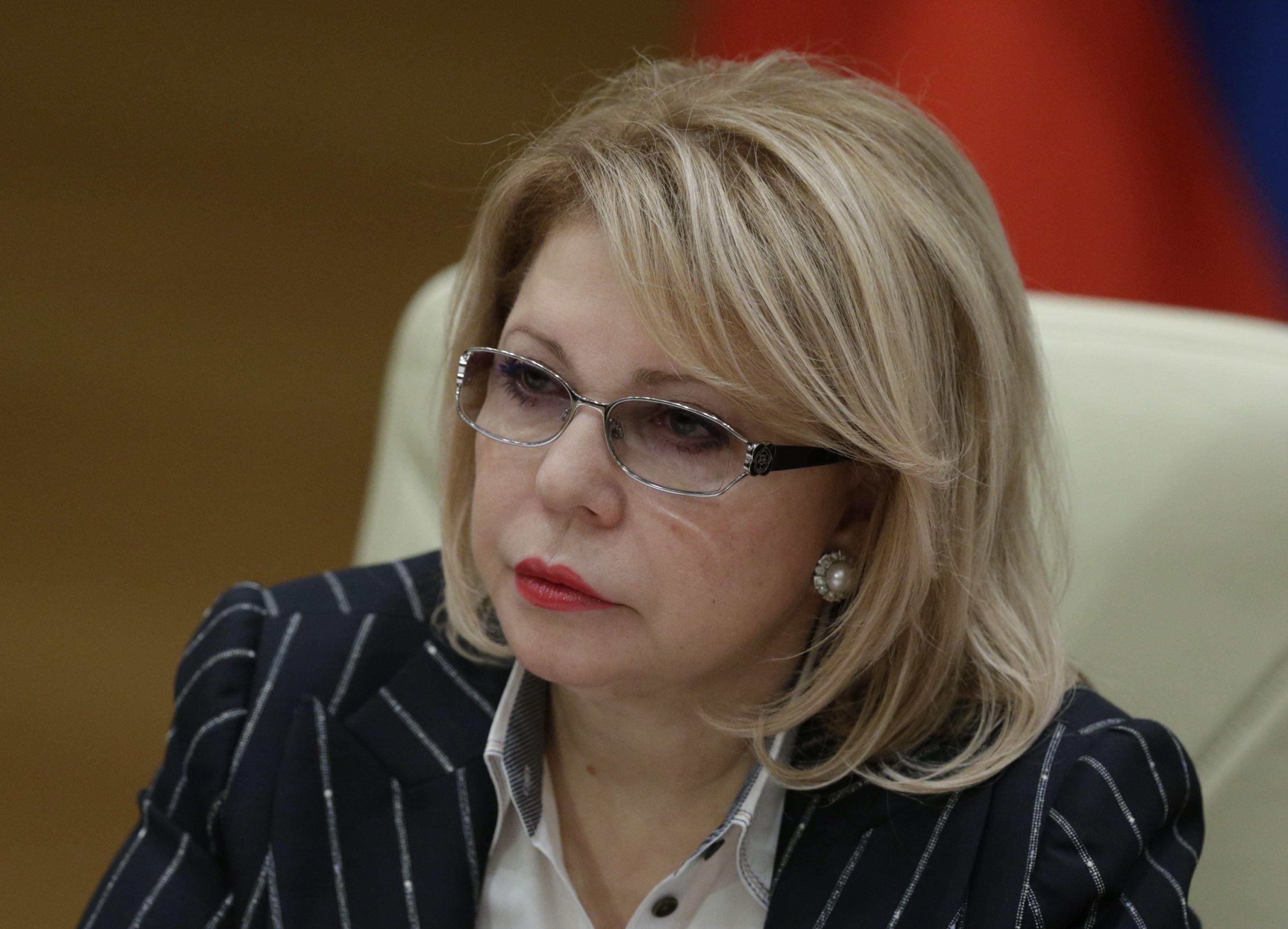 Депутат Государственной Думы Елена Панина поздравила женщин с 8 марта