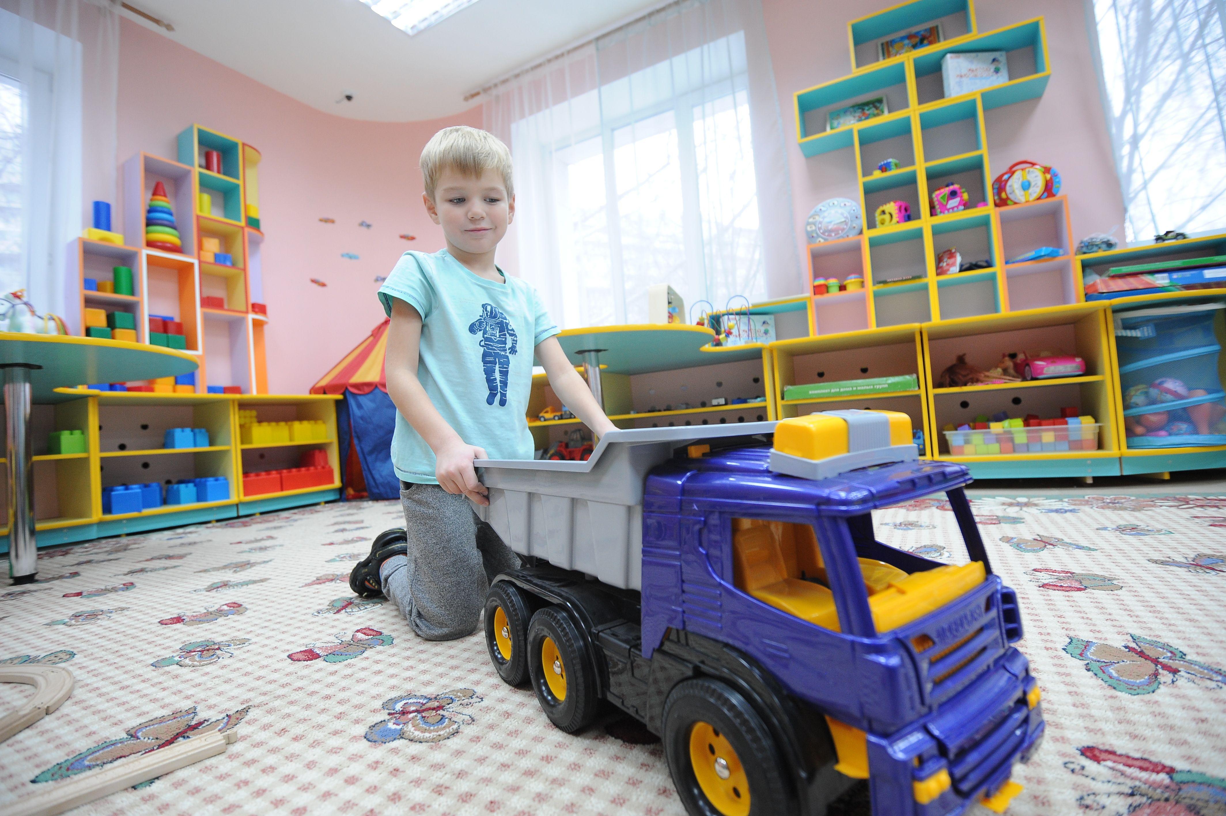 Столичные детские сады будут работать в обычном режиме