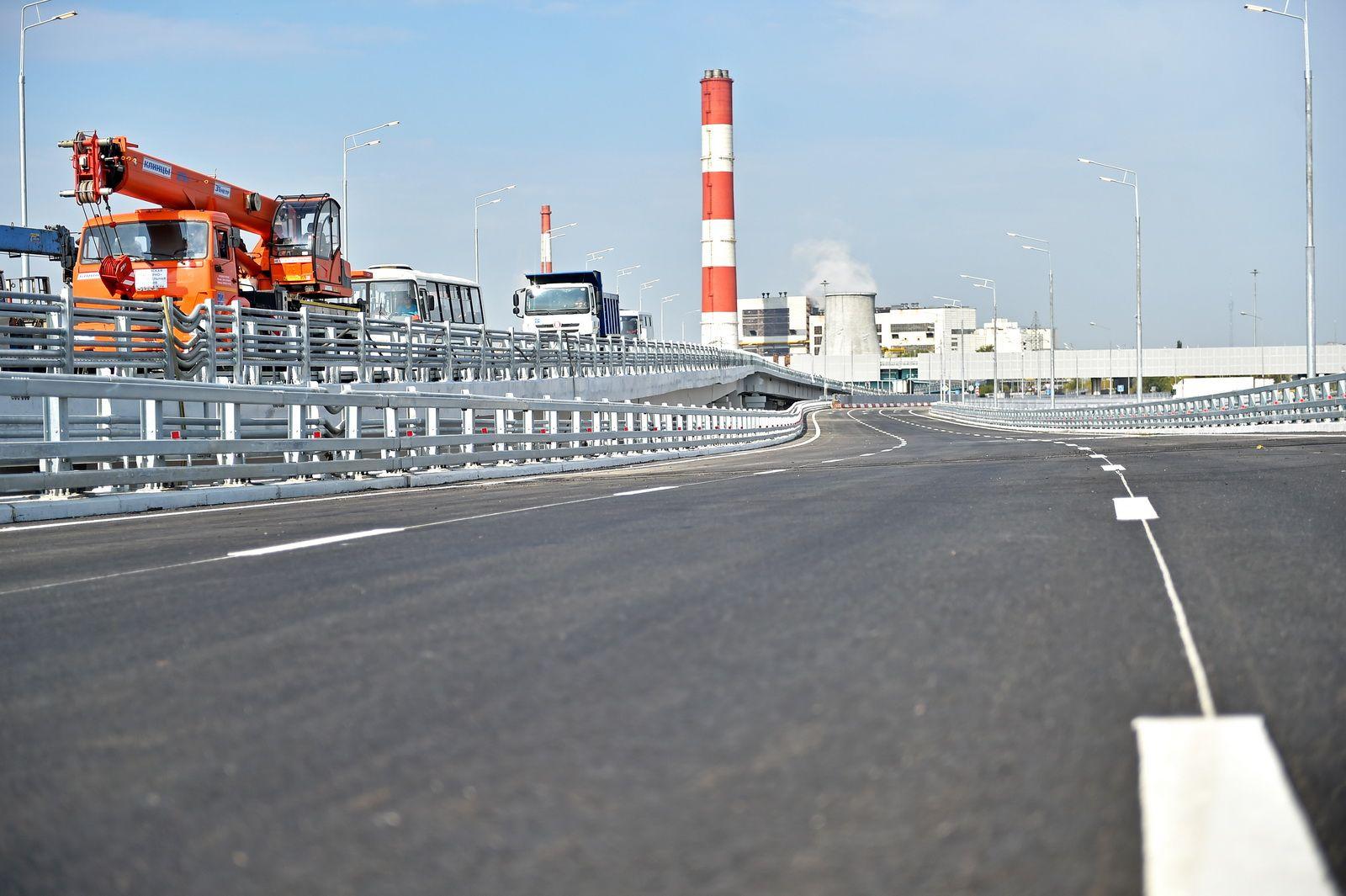 Рафик Загрутдинов рассказал, какие дороги построят в Москве до конца года