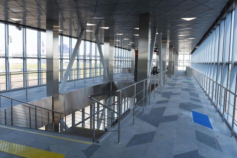 Шесть ТПУ откроют на Некрасовской линии московского метро