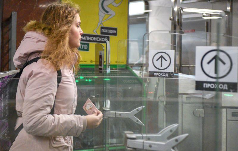 Восточный вестибюль станции метро «Текстильщики» закроют на два дня