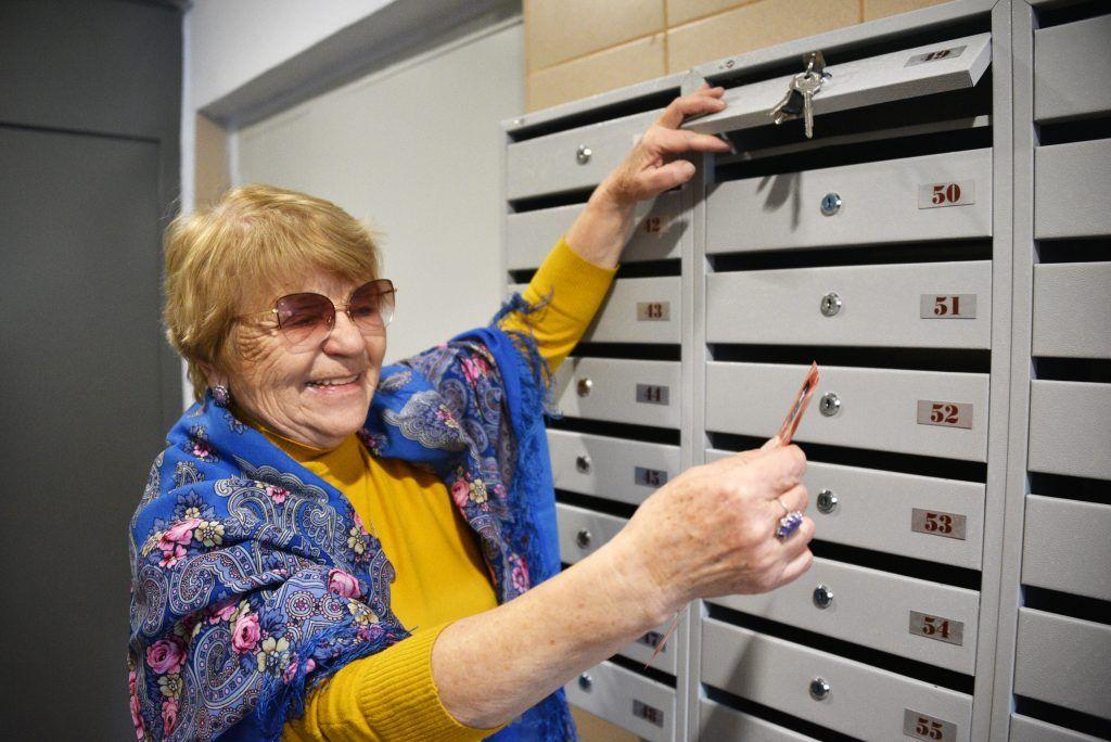 Почтовые ящики заменят в подъездах двух домов в Царицыне. Фото: Пелагия Замятина, «Вечерняя Москва»