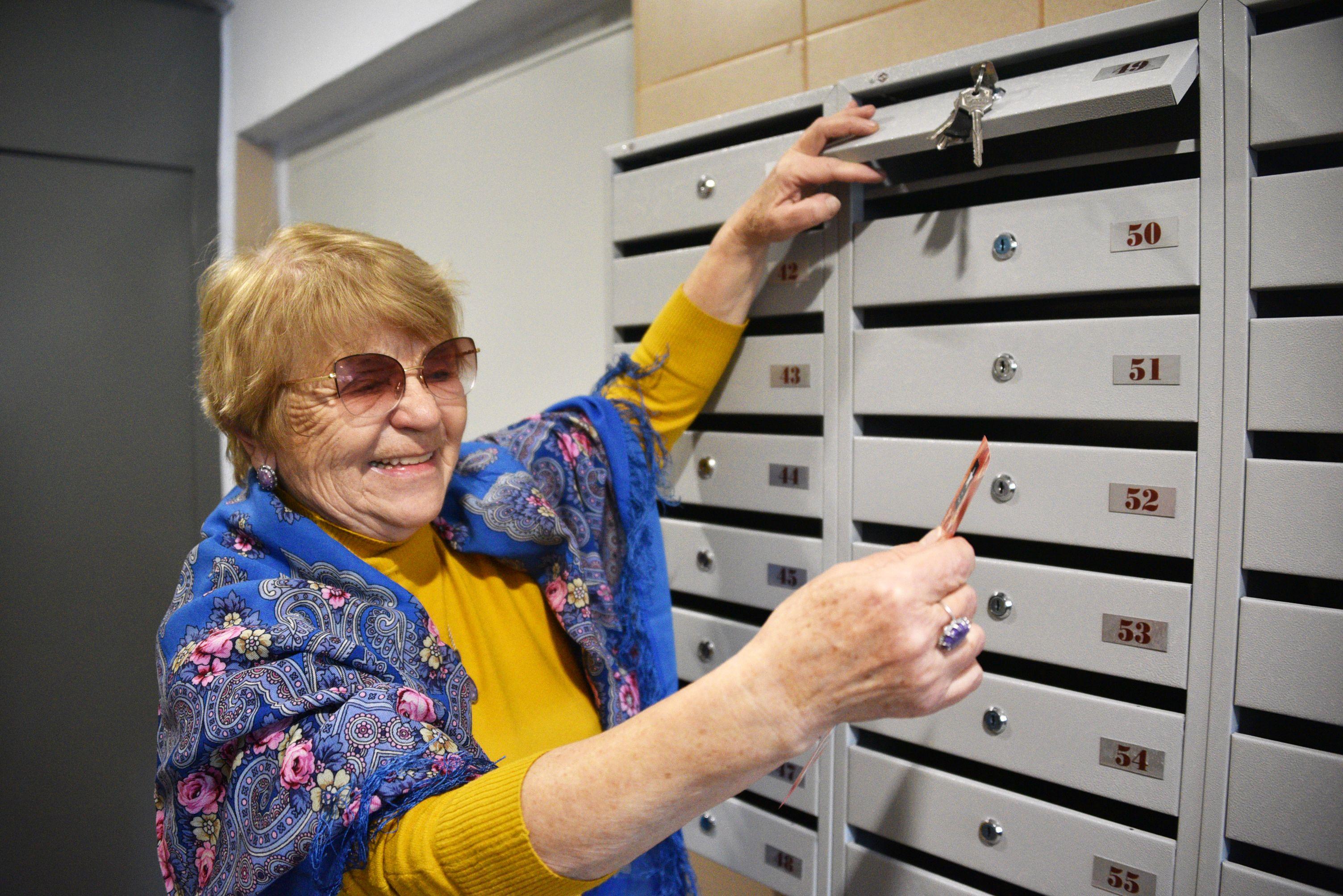 Почтовые ящики заменят в подъездах двух домов в Царицыне