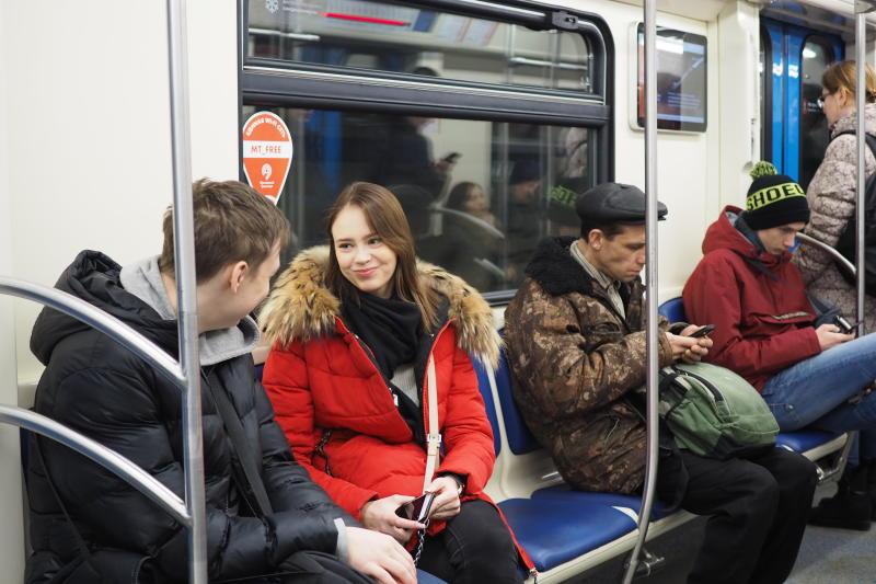 Пассажиры Большой кольцевой линии метро совершили около 58 миллионов поездок
