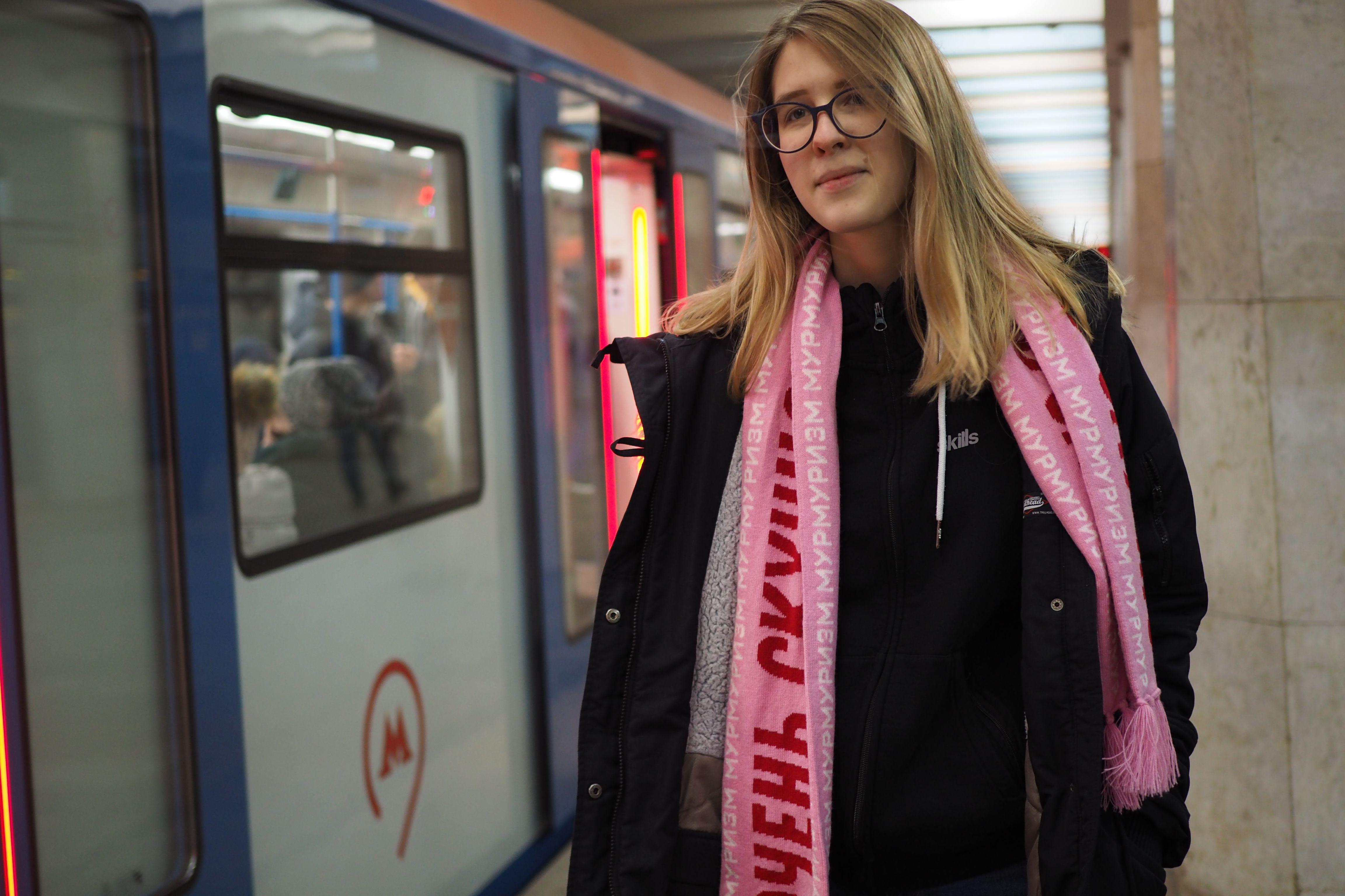 Новые поезда появились на розовой линии и Большом кольце метро