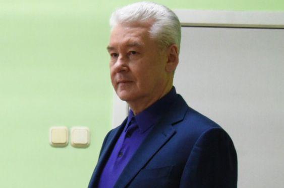 Собянин открыл коронавирусный стационар в ГКБ № 15 им Филатова