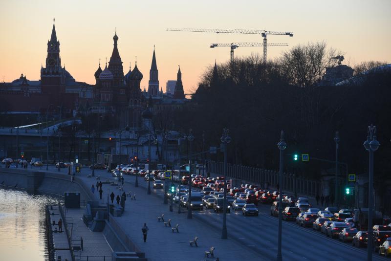 Москва в пятницу окажется во власти непогоды