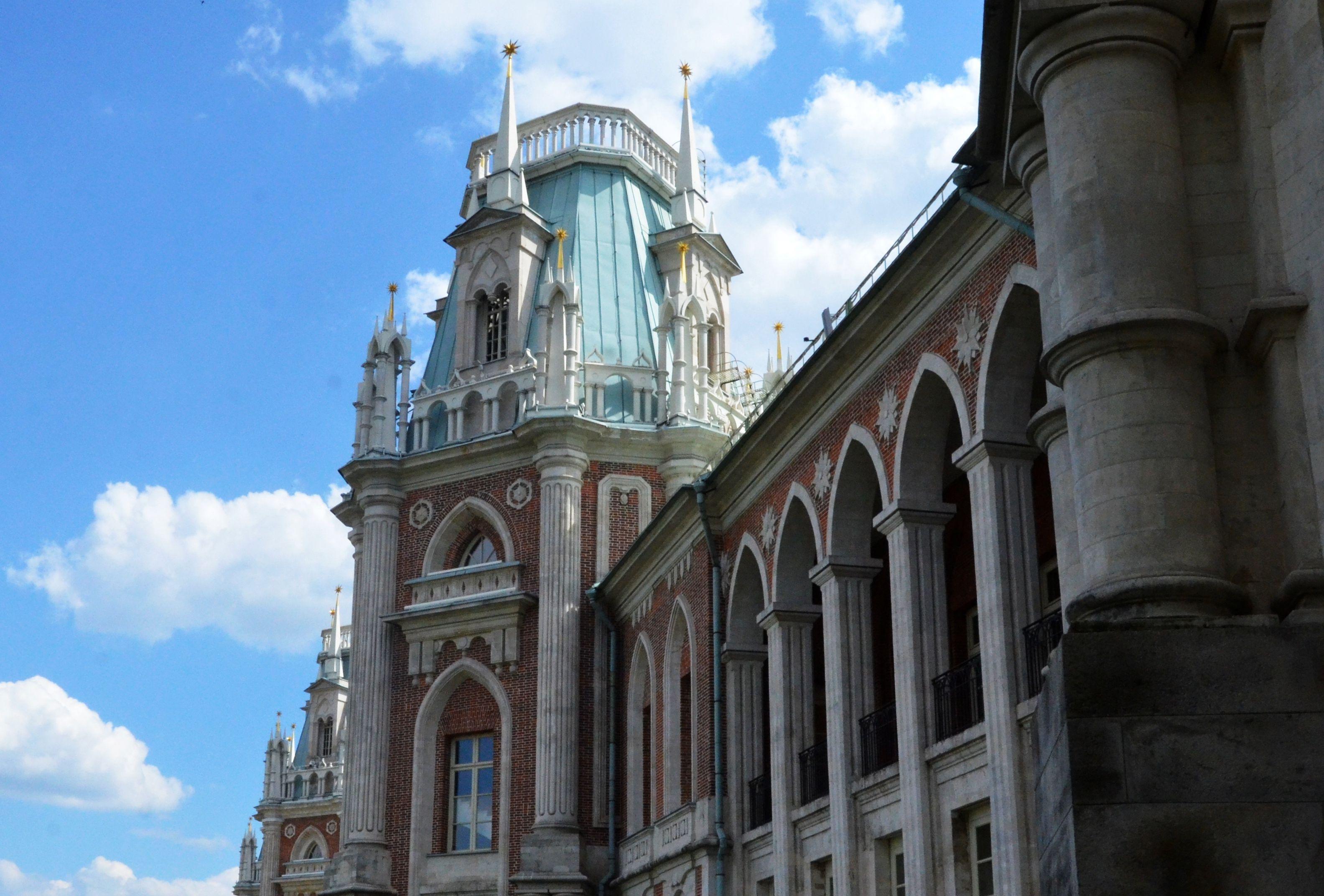 Музей-заповедник «Царицыно» примет участие в акции «Час Земли»