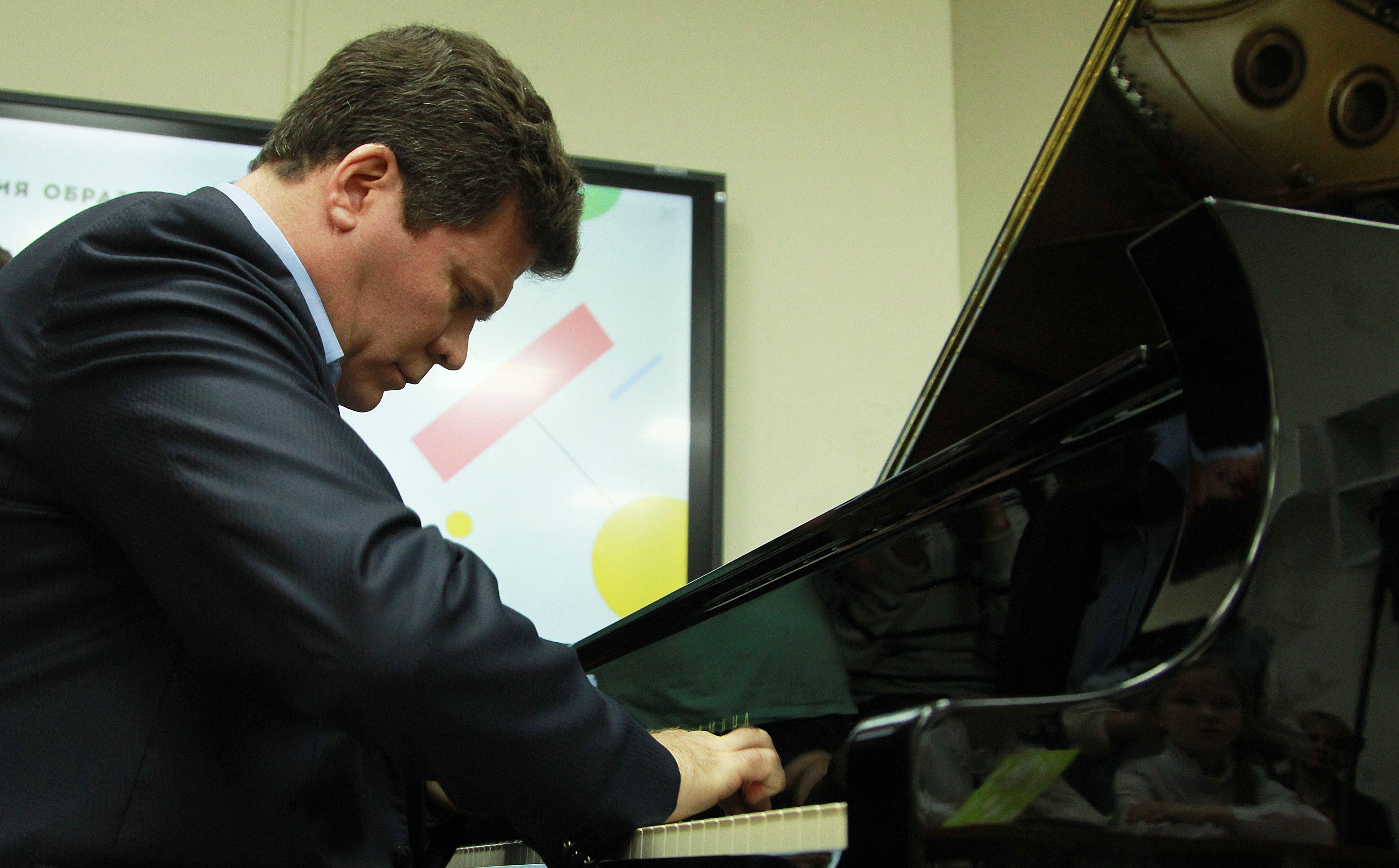 Мацуев: Орган в «Зарядье» поднимет уровень культуры страны еще выше