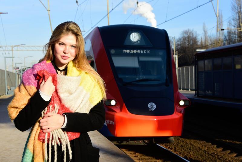 Станцию «Подольск» МЦД-2 реконструируют до конца года