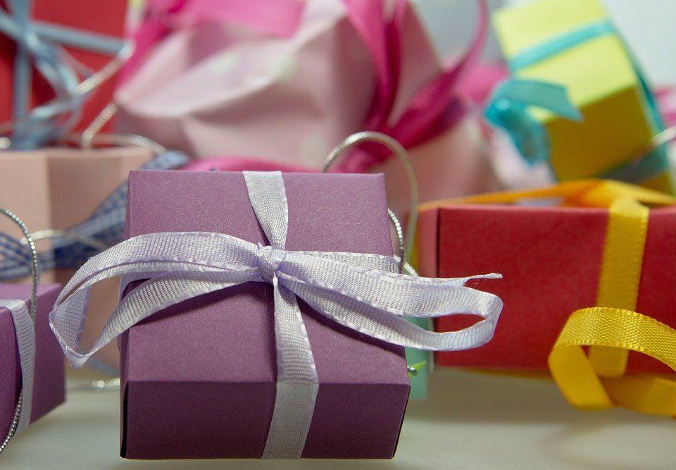 Каждый ребенок ждет подарка