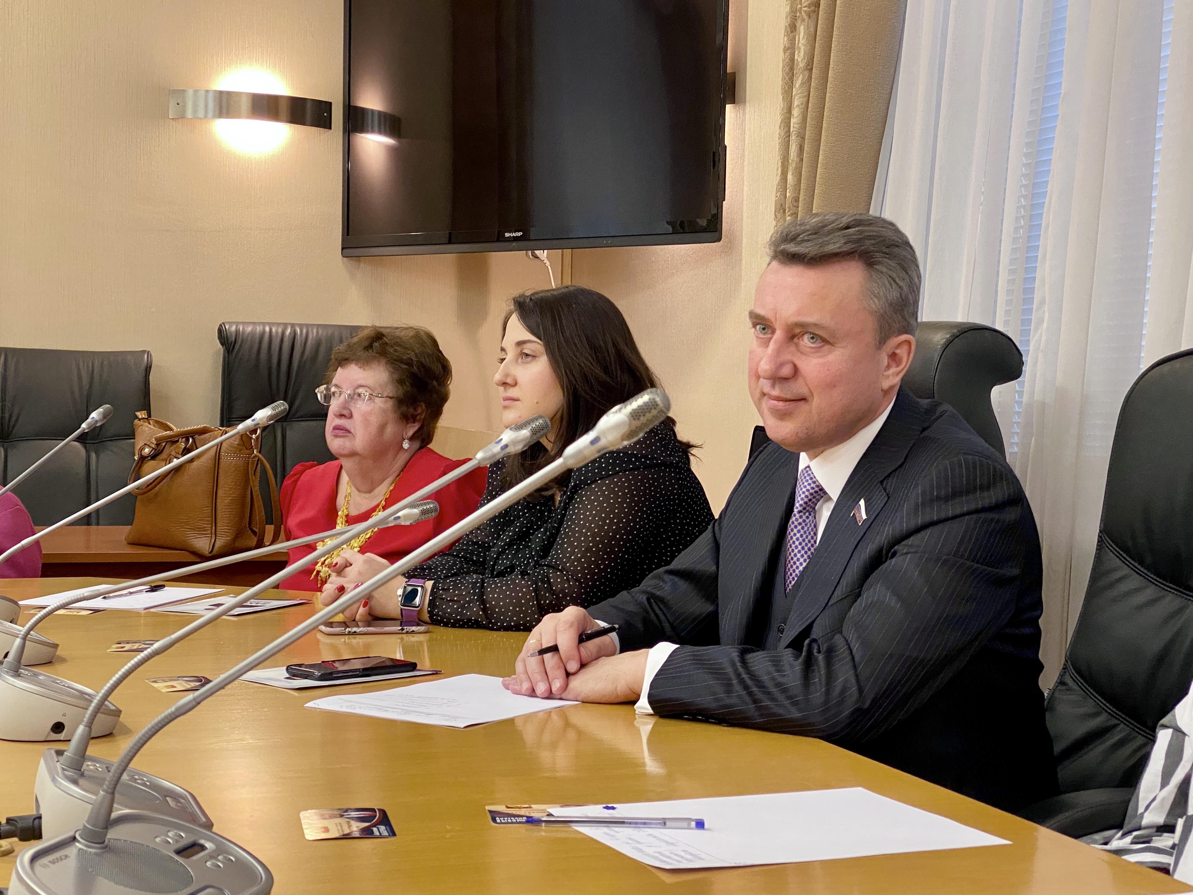 Анатолий Выборный: «Люди с ограниченными физическими возможностями нуждаются в поддержке государства и нашем неравнодушии»