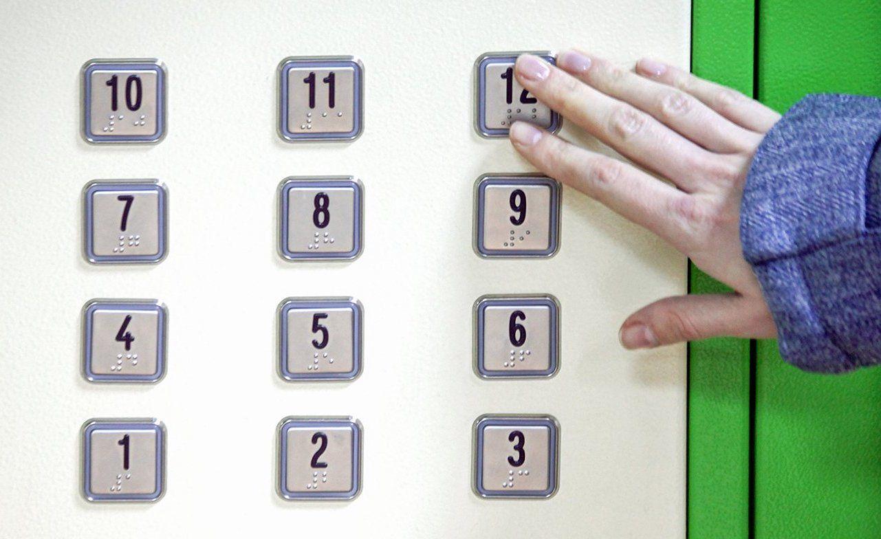 Лифты заменят в четырех домах Нагорного района