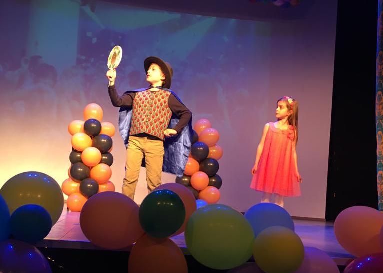 Спектакль «Дюймовочка» театральной студии «Премьер» стал лауреатом международного интернет-конкурса