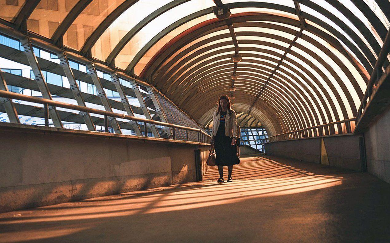 Надземный пешеходный переход построят в Донском районе