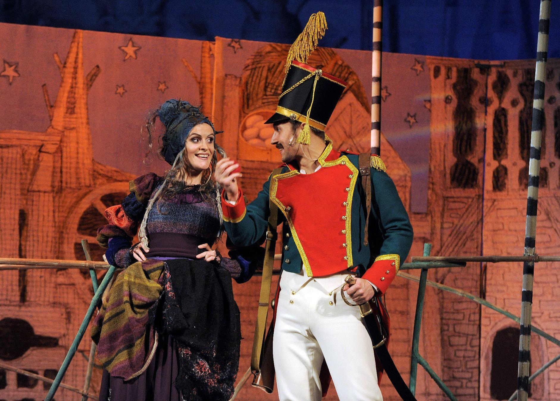 Онлайн-показ мюзикла «Огниво» состоится на канале «Театриума»