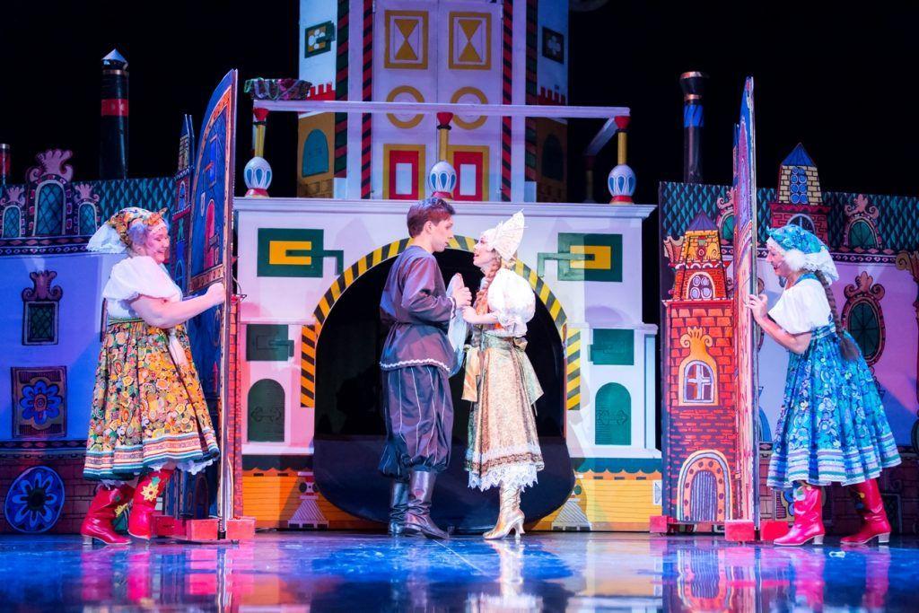 Спектакли «Театриума» покажут в прямом эфире. Фото предоставили в пресс-службе «Театриума на Серпуховке»
