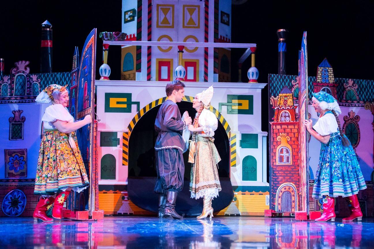 Спектакли «Театриума» покажут в прямом эфире