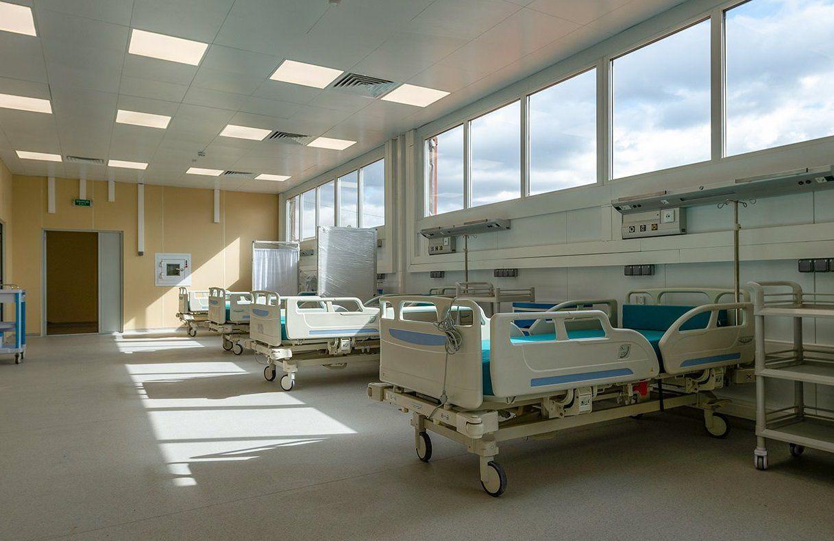 Вороновская инфекционная больница построена в рекордные сроки