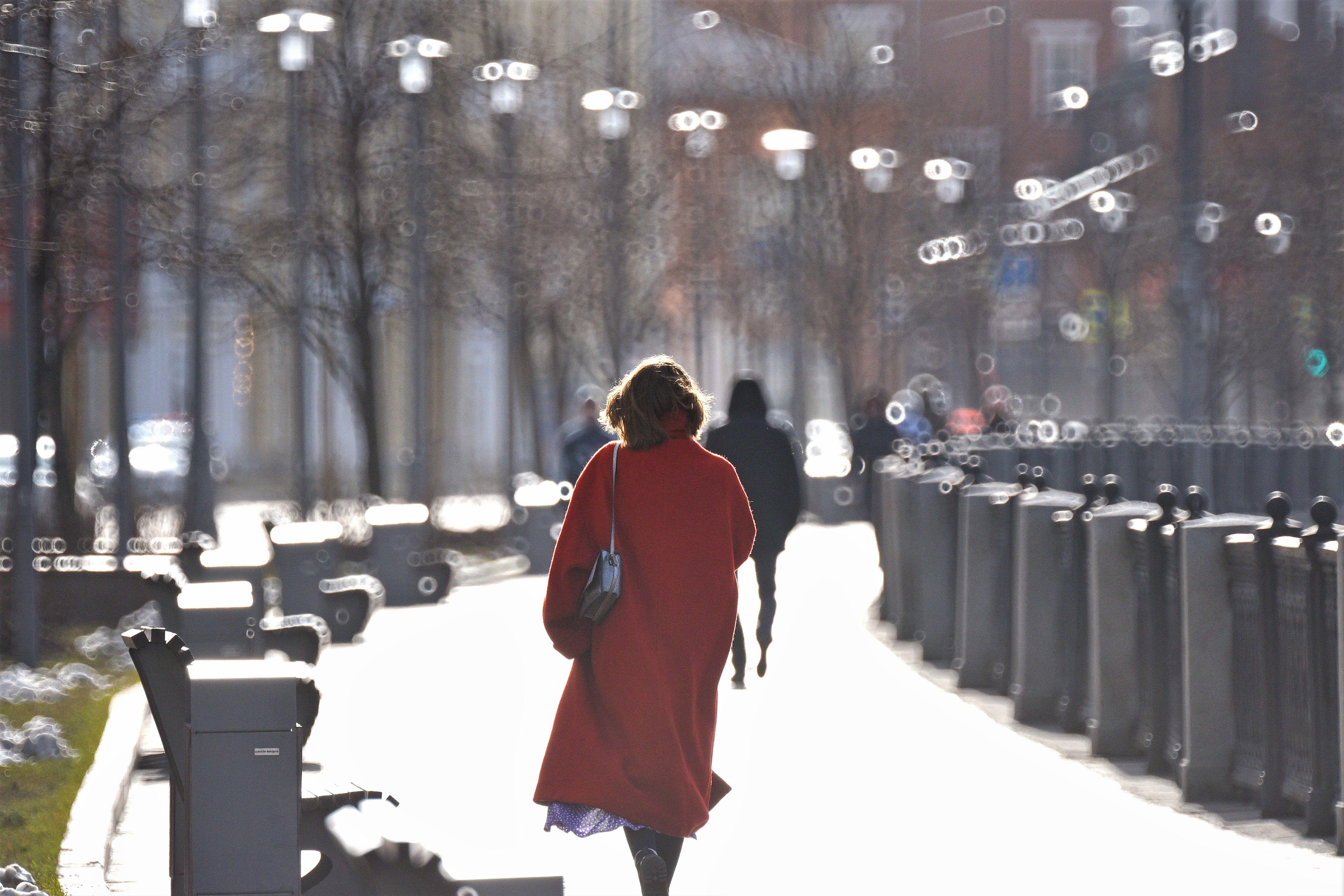 Московский вторник принесет 12 градусов тепла