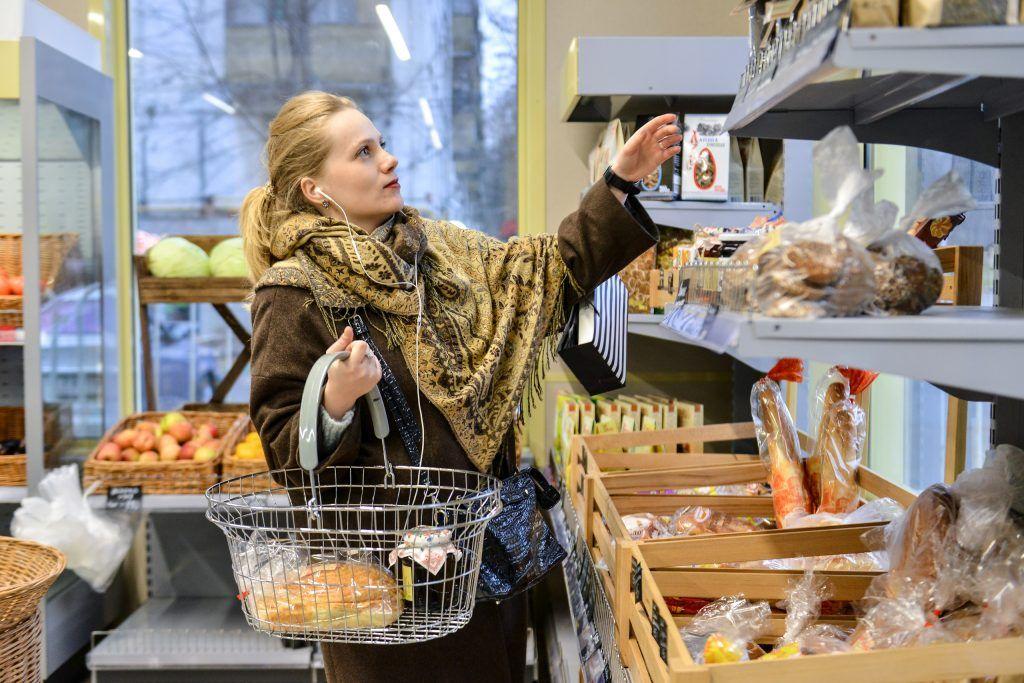 Прокурор Москвы напомнил ритейлерам о недопустимости скоплений покупателей. Фото: Наталья Феоктистова, «Вечерняя Москва»