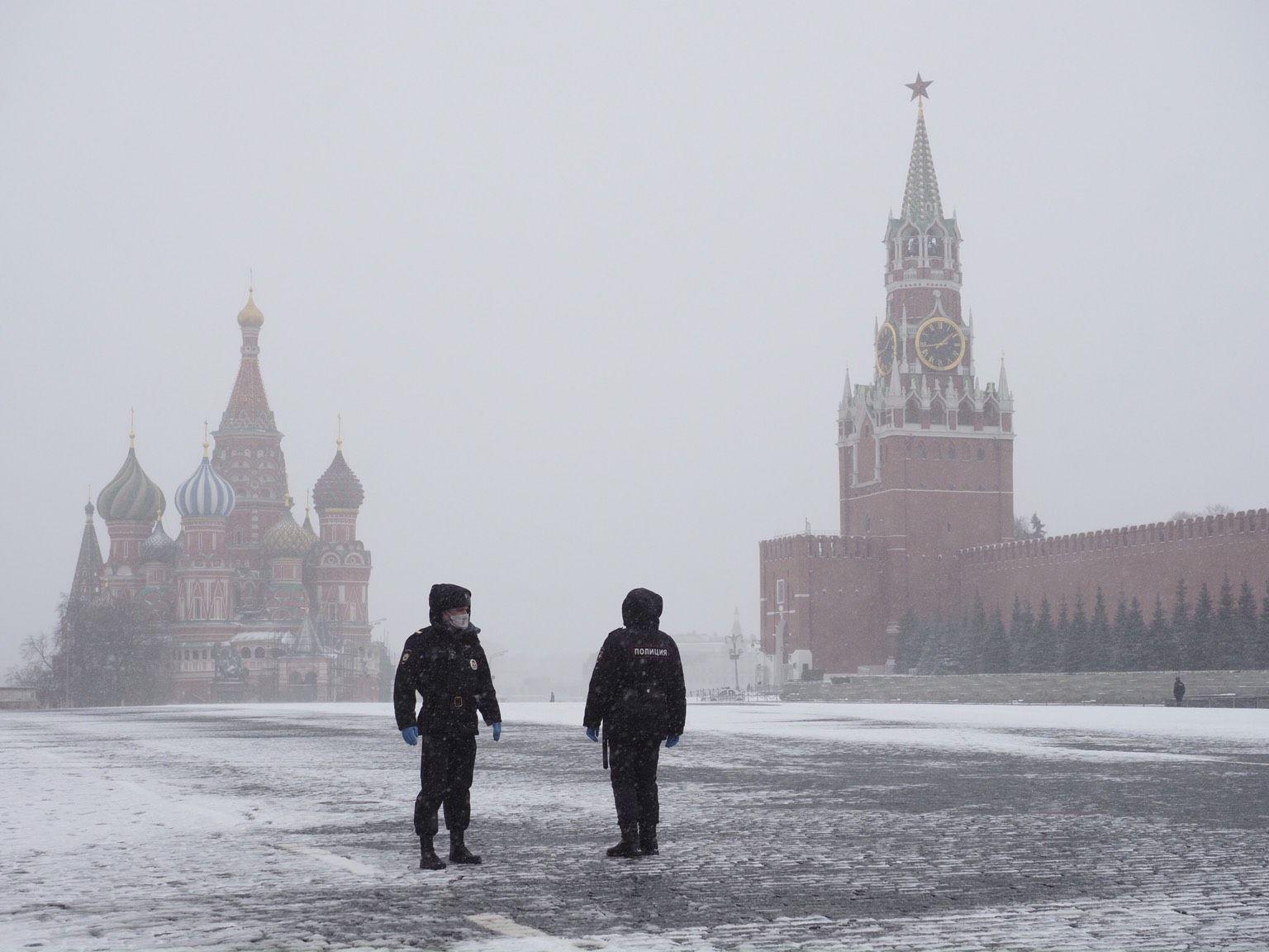 Непогода накроет Москву в четверг