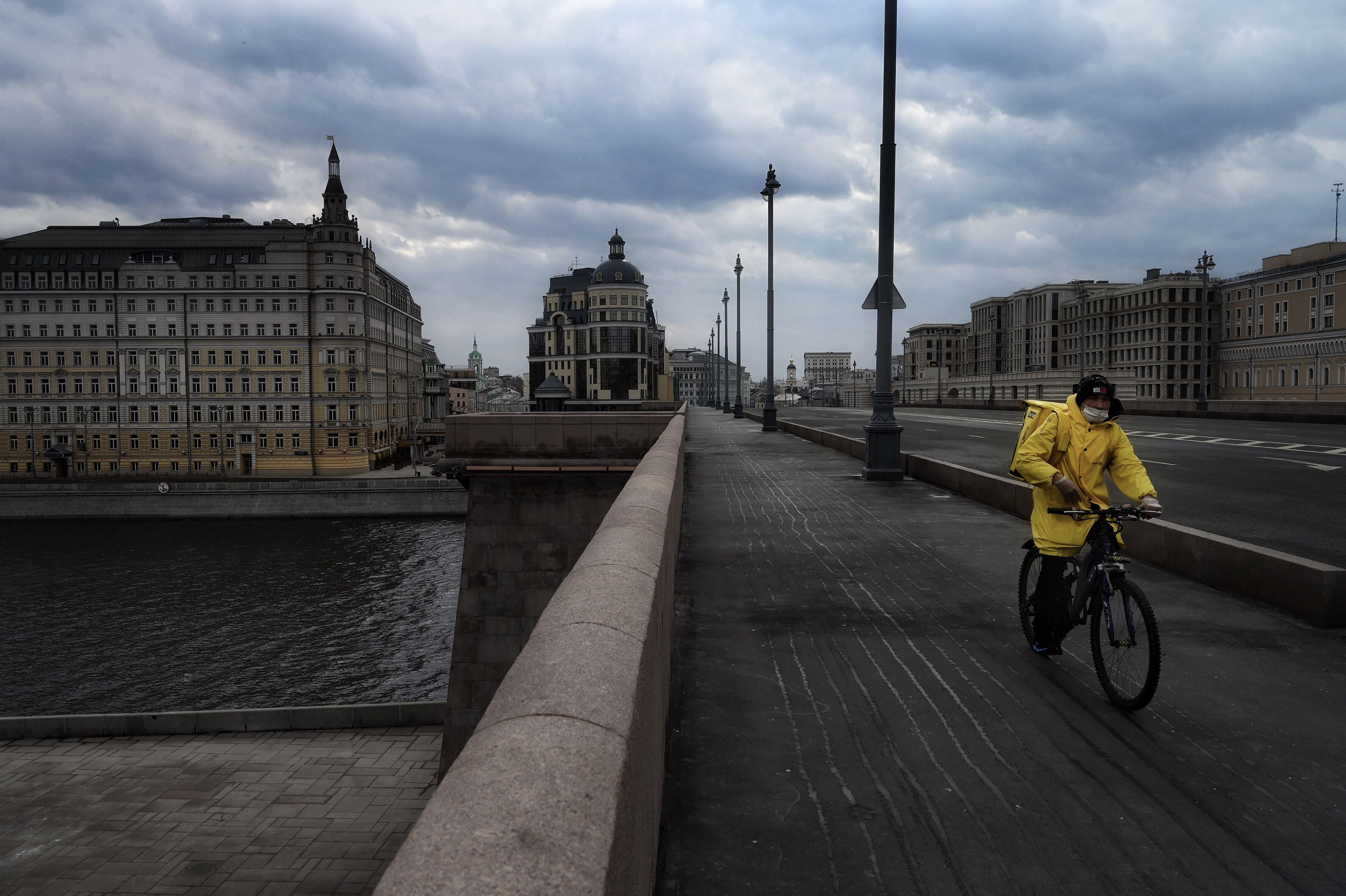 Москвичам пообещали затяжное похолодание