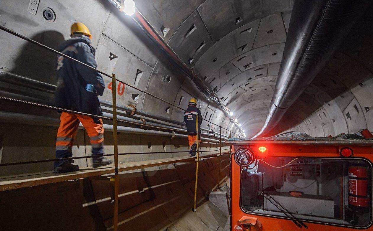 Каховскую линию метро откроют в составе БКЛ в течение двух лет