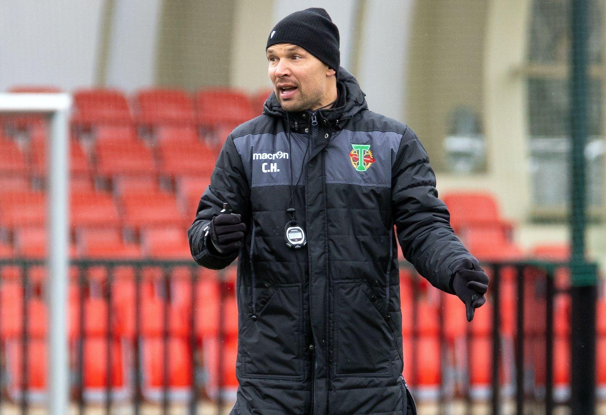 Старший тренер «Торпедо» Сергей Игнашевич ответит на вопросы болельщиков в прямом эфире