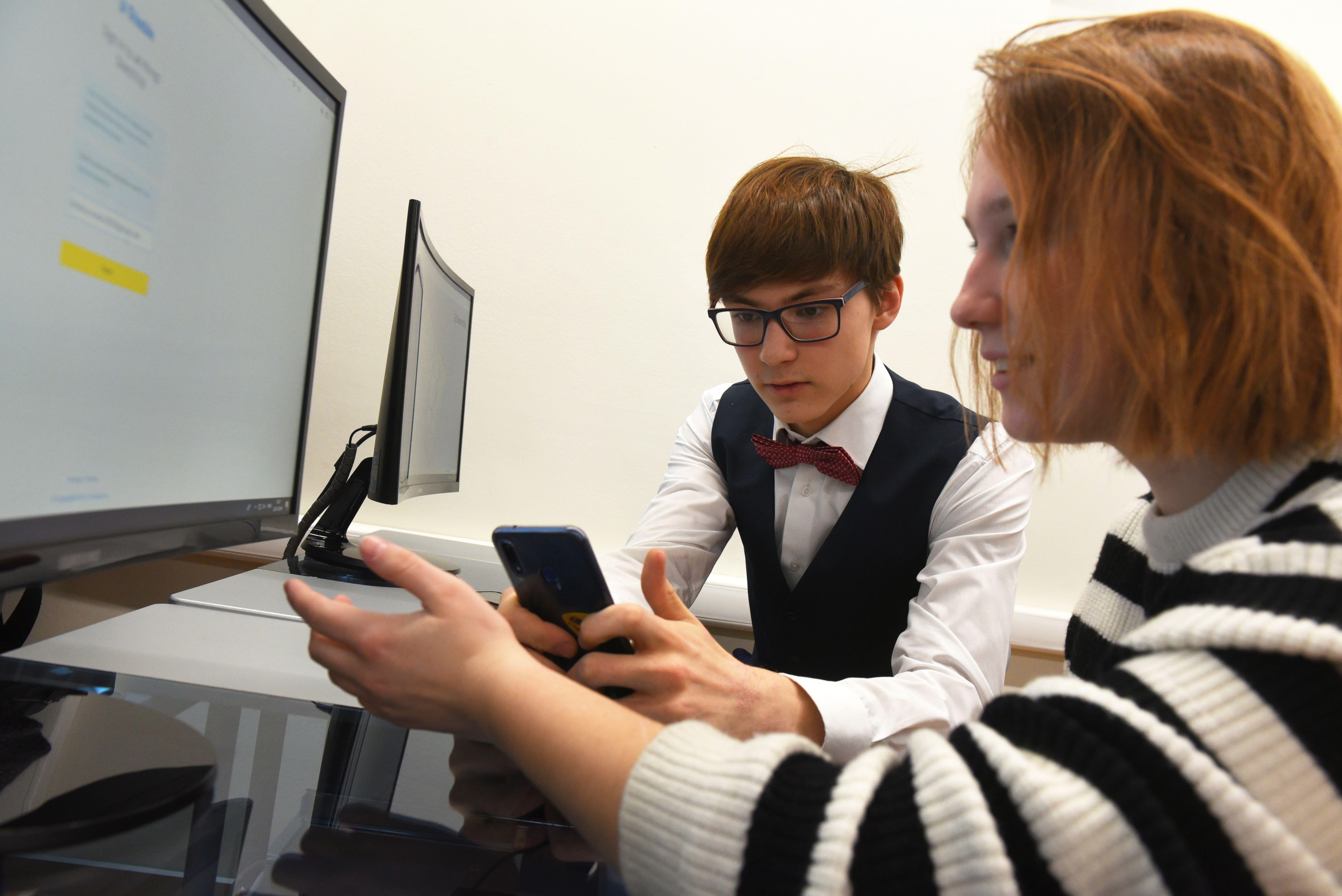 Приложение «МЭШ» научит школьников шифровать свой номер