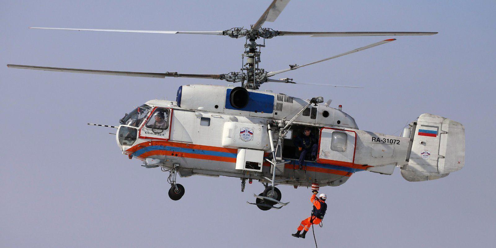Спасатели Московского авиацентра за год спасли 57 человек