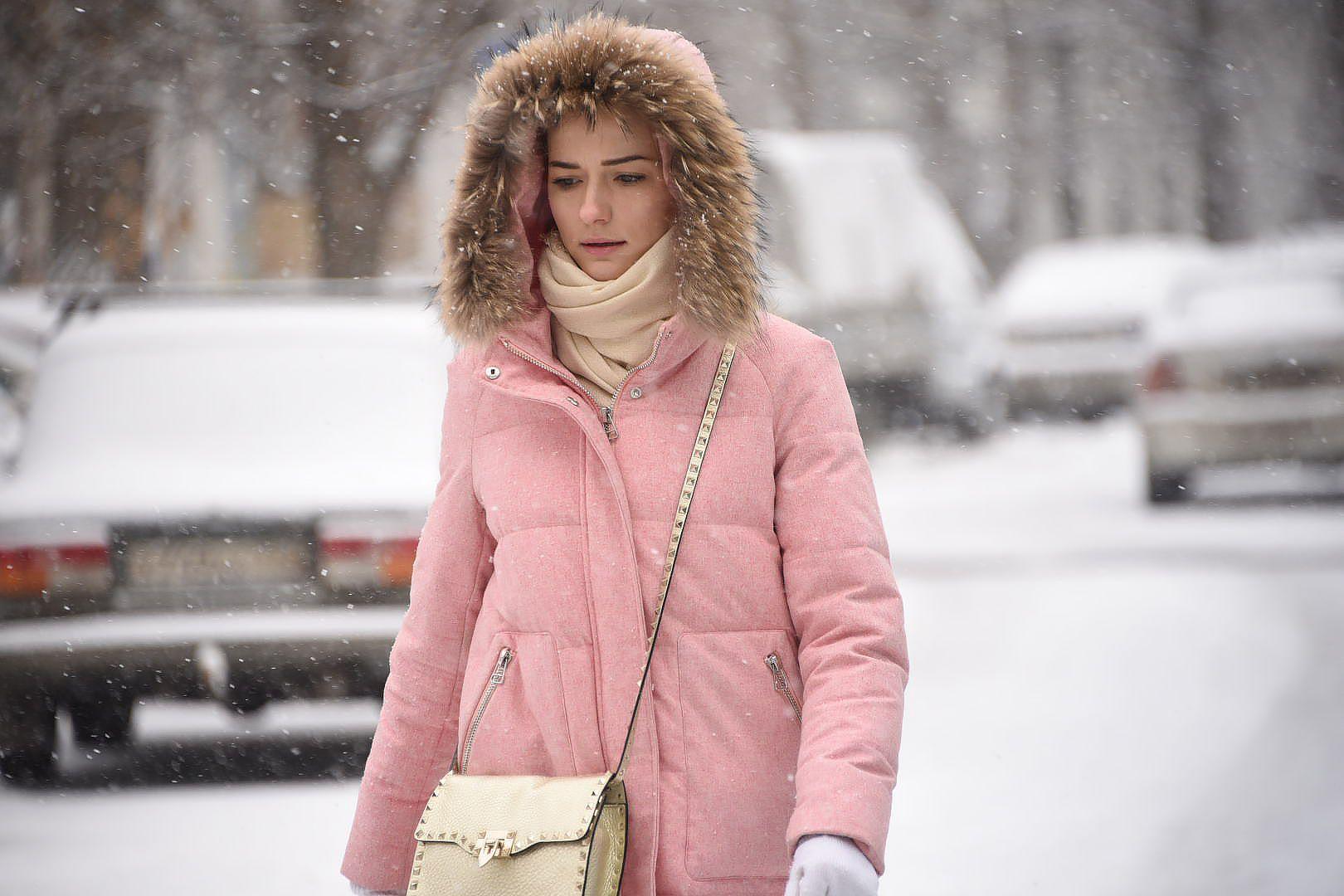 Москву накроет мокрым снегом в воскресенье