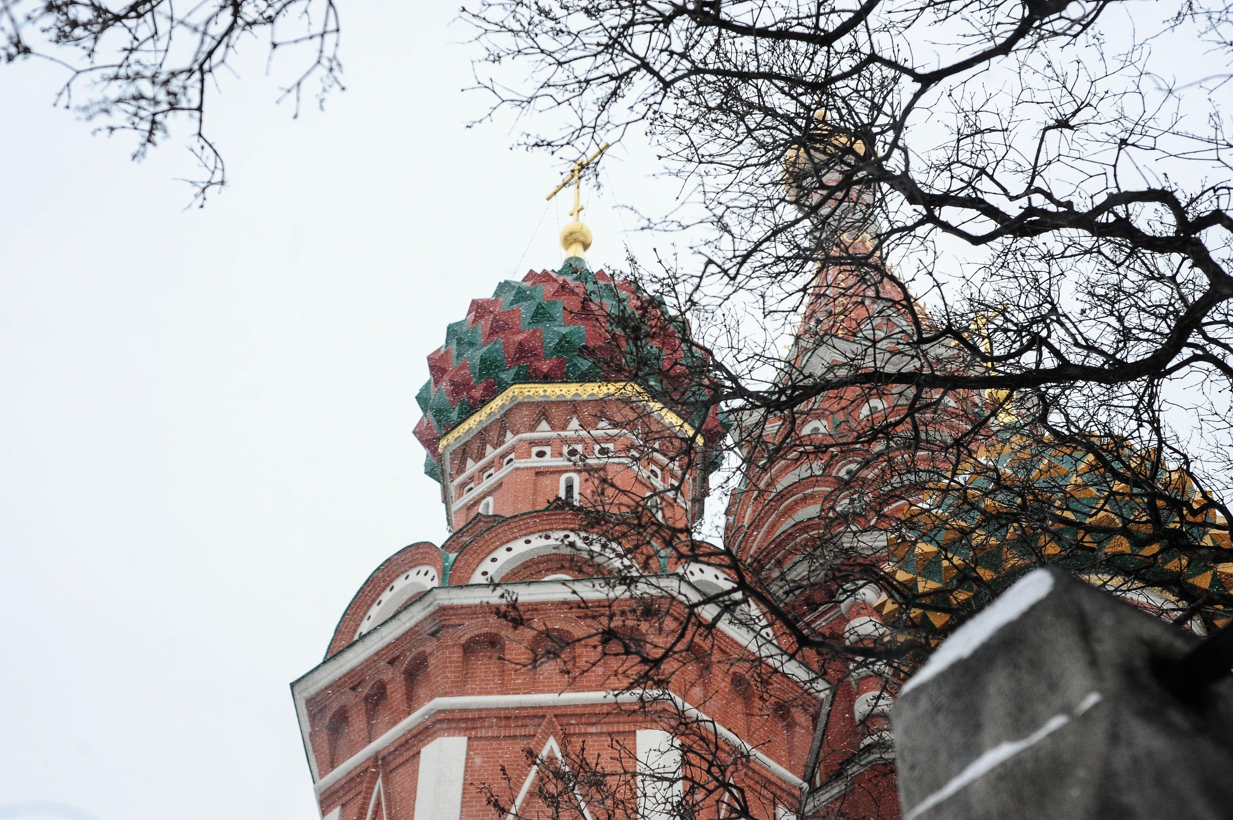 Москвичей предупредили о пониженном атмосферном давлении