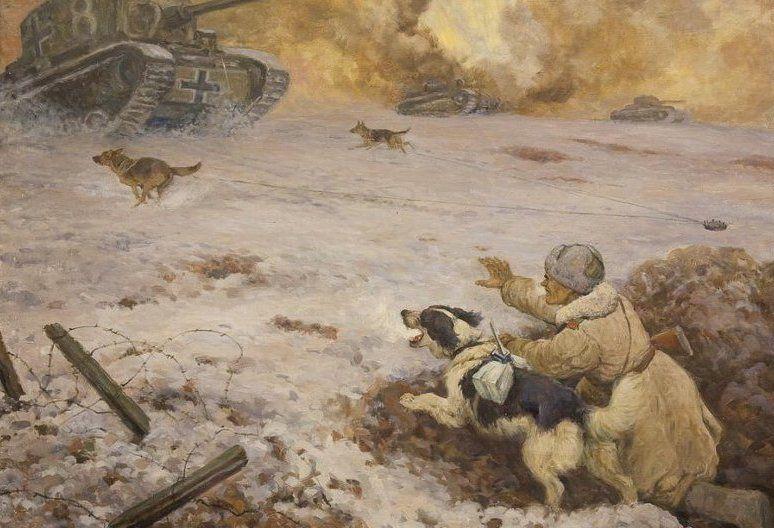 Картины военных лет и «Бессмертный полк»: что подготовили в Дарвиновском музее к 75-летию Победы