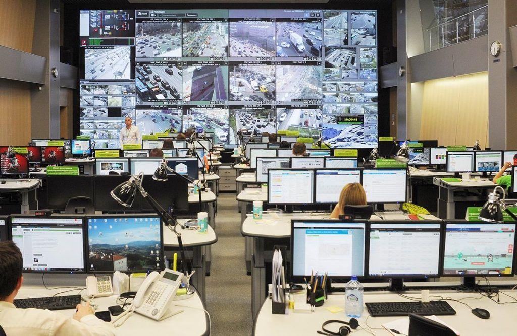 Светофоры и дороги: онлайн-экскурсию по ситуационному центру проведут сотрудники ЦОДД. Фото: сайт мэра Москвы