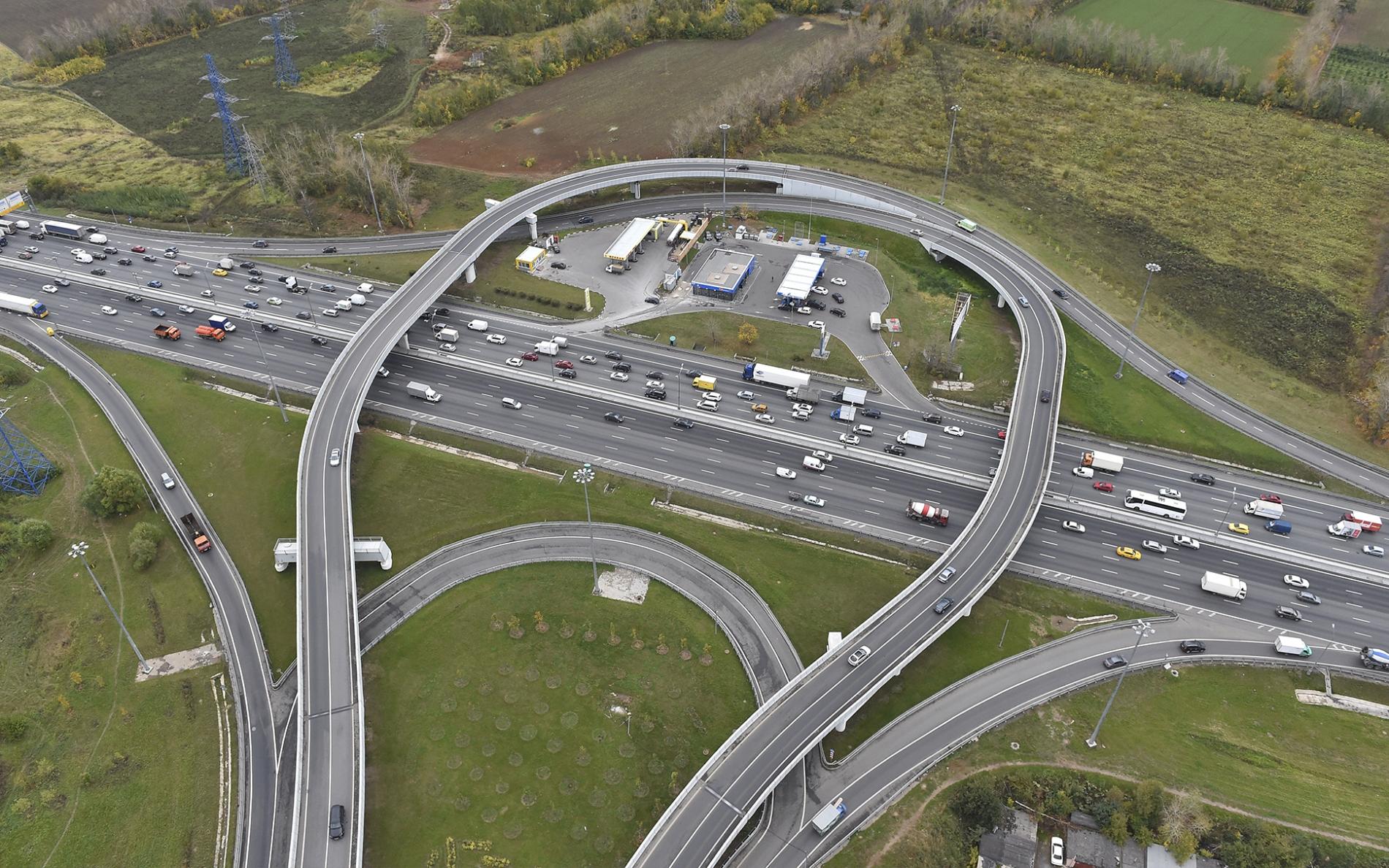 Проектирование развязки МКАД с Липецкой улицей почти завершили