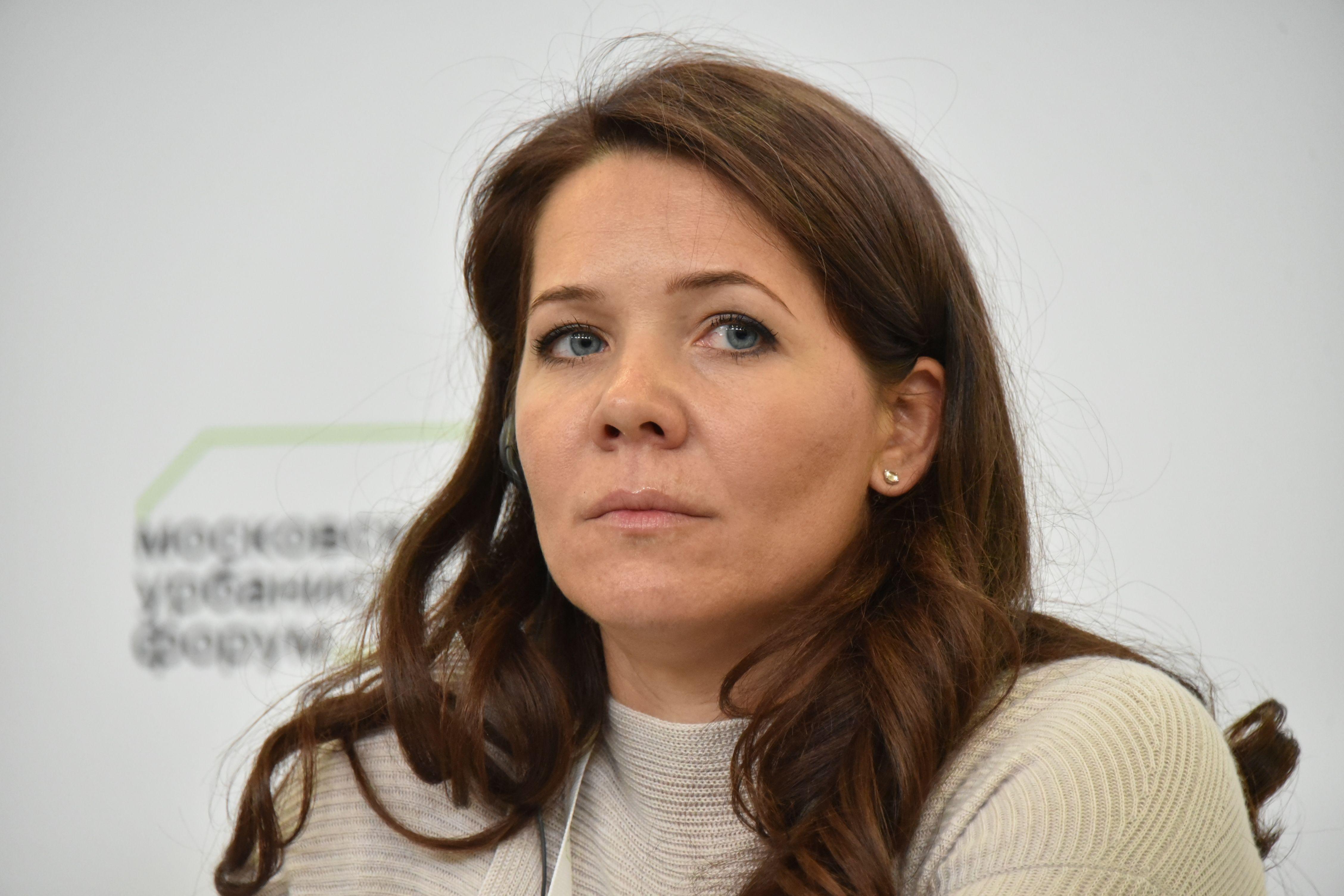 Анастасия Ракова вручила награды московским врачам за борьбу с COVID-19