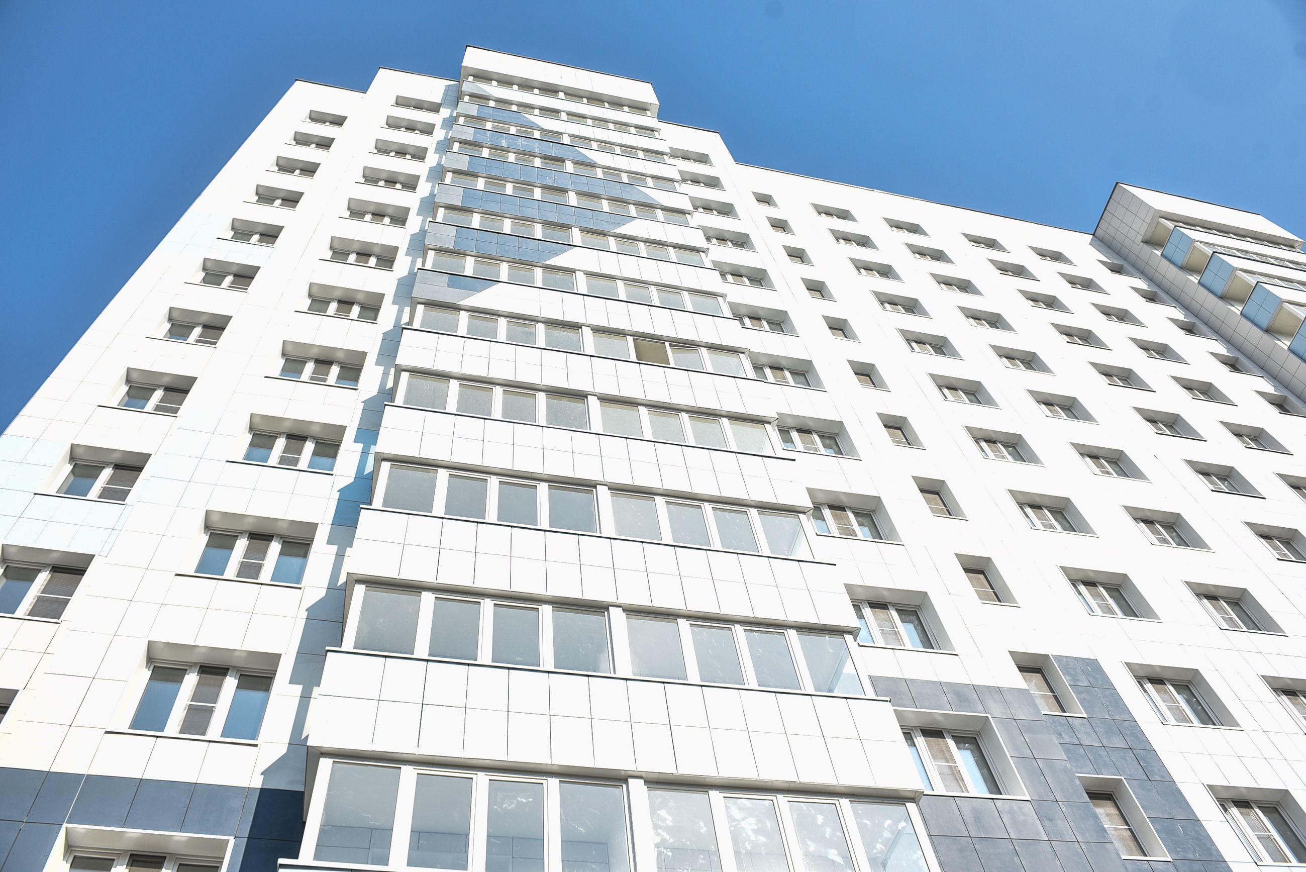 В Москве построили более 40 процентов жилья от годового плана