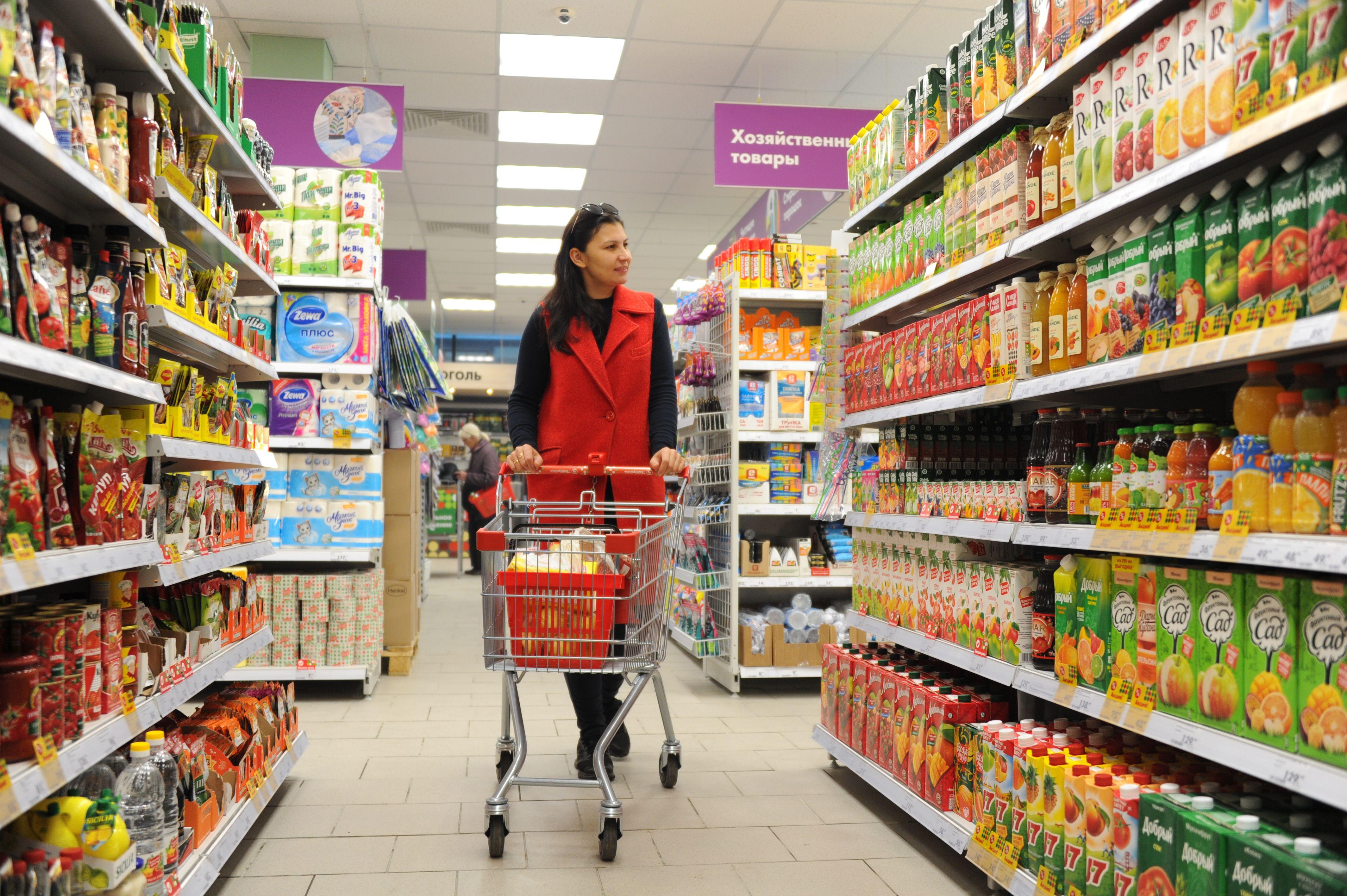 Введение пропусков не сказалось на доставке продуктов в торговые сети