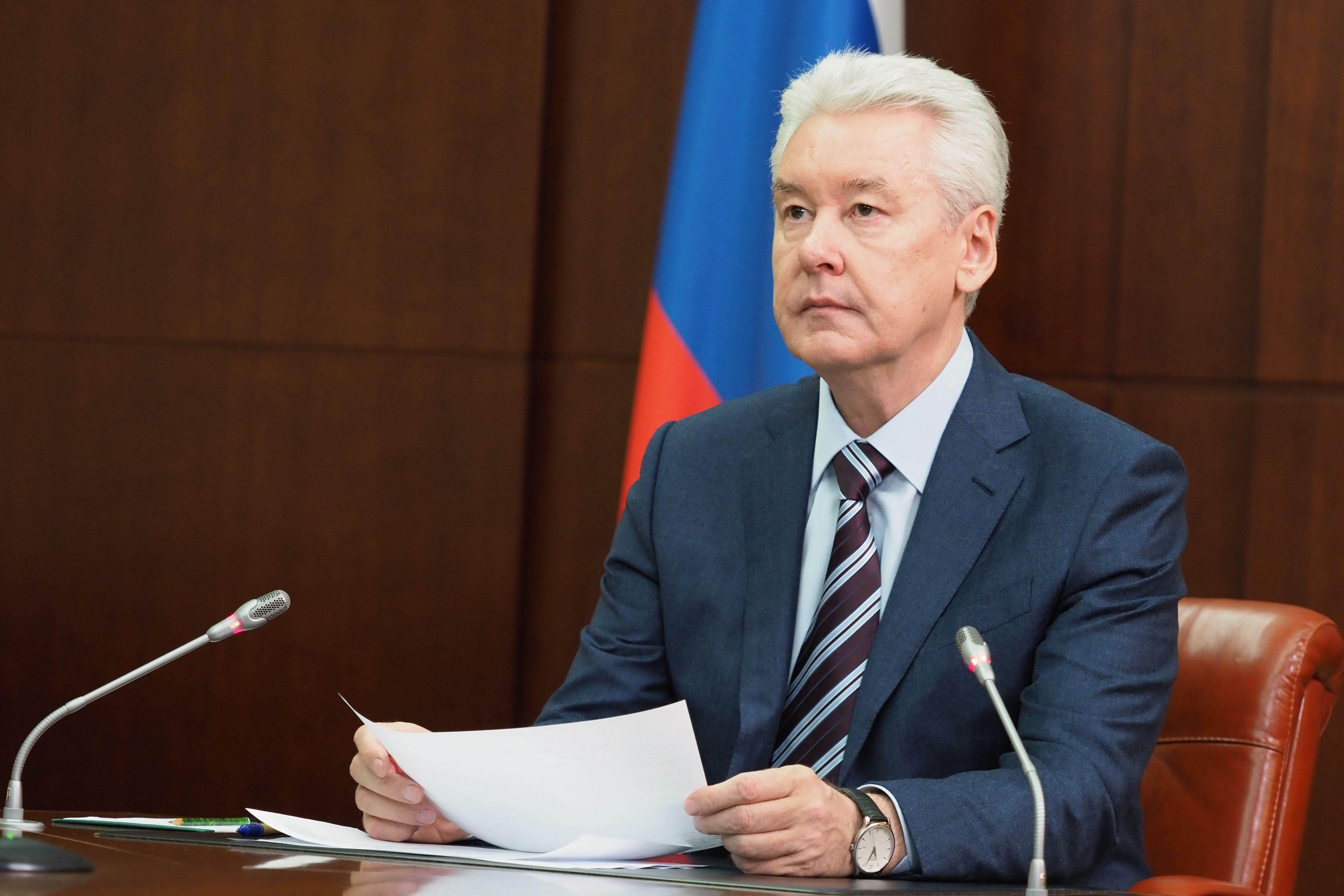 Сергей Собянин продлил ограничения в Москве до 11 мая