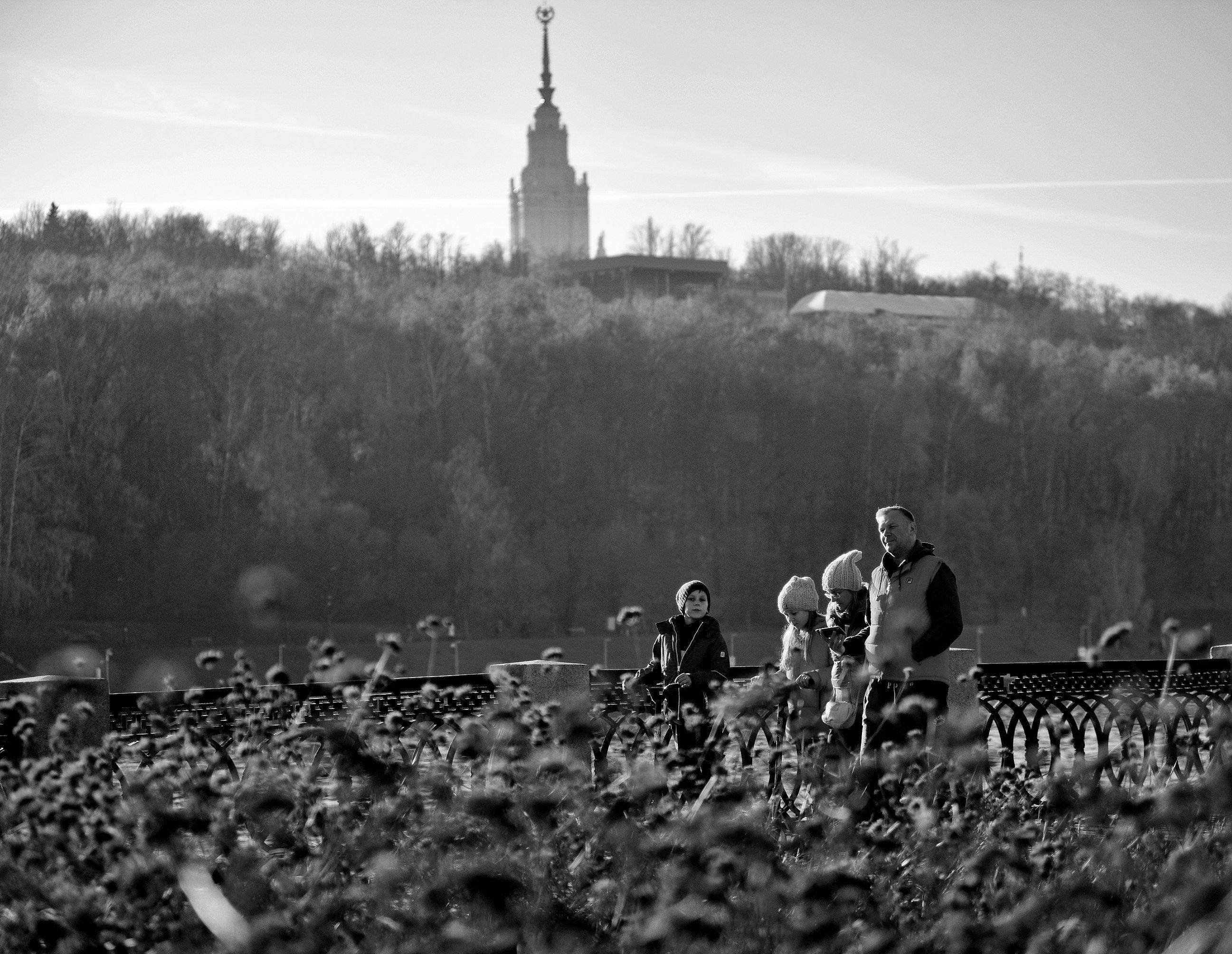 Сталинская реконструкция Москвы пройдет онлайн