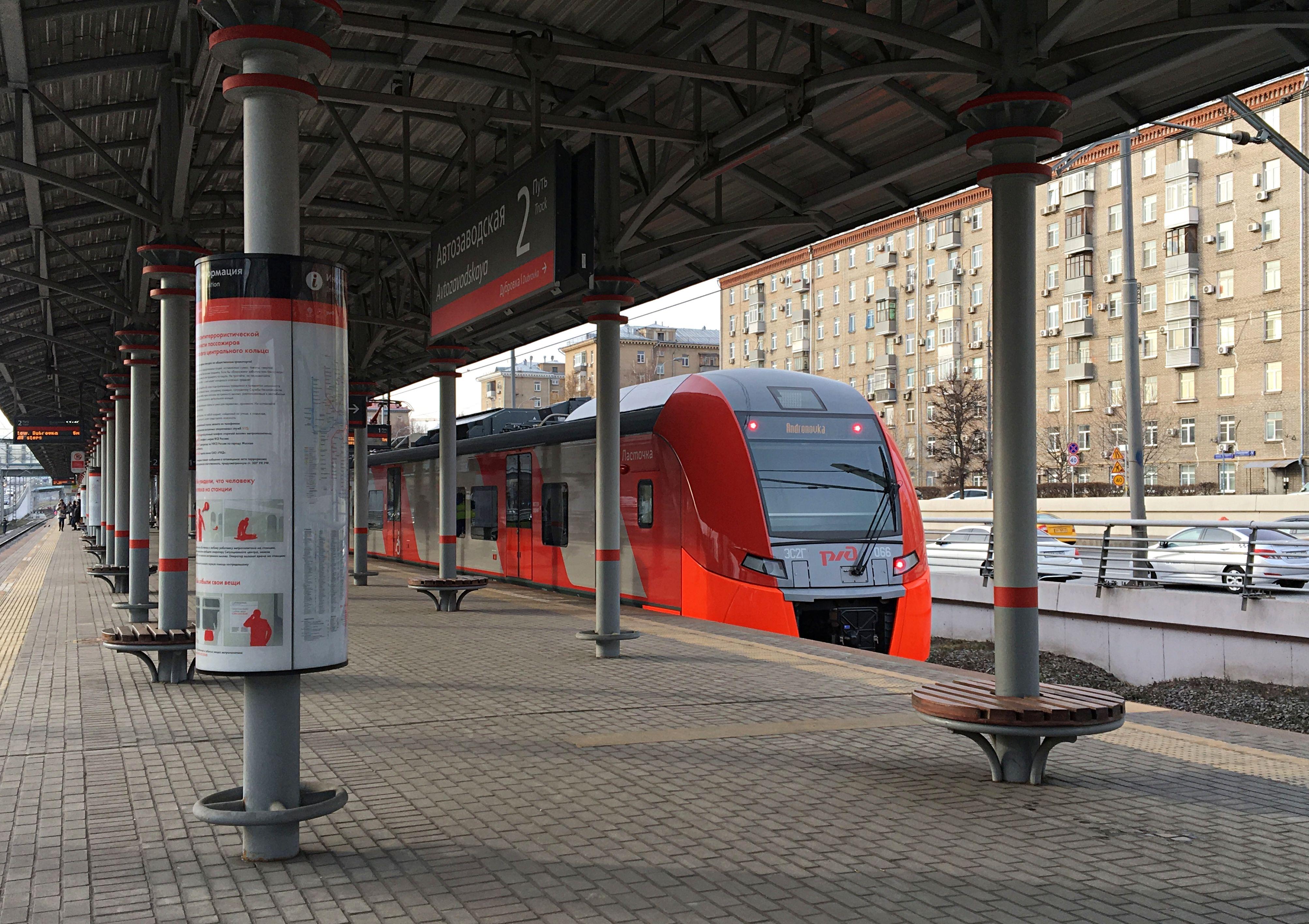 Автоматические санитайзеры появятся на станциях МЦК и метро