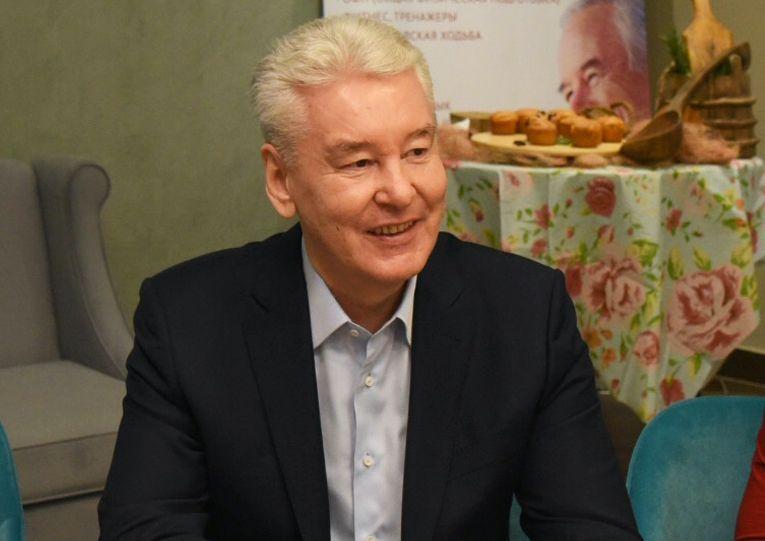 Проект Собянина «Московское долголетие» помогает пенсионерам на дому
