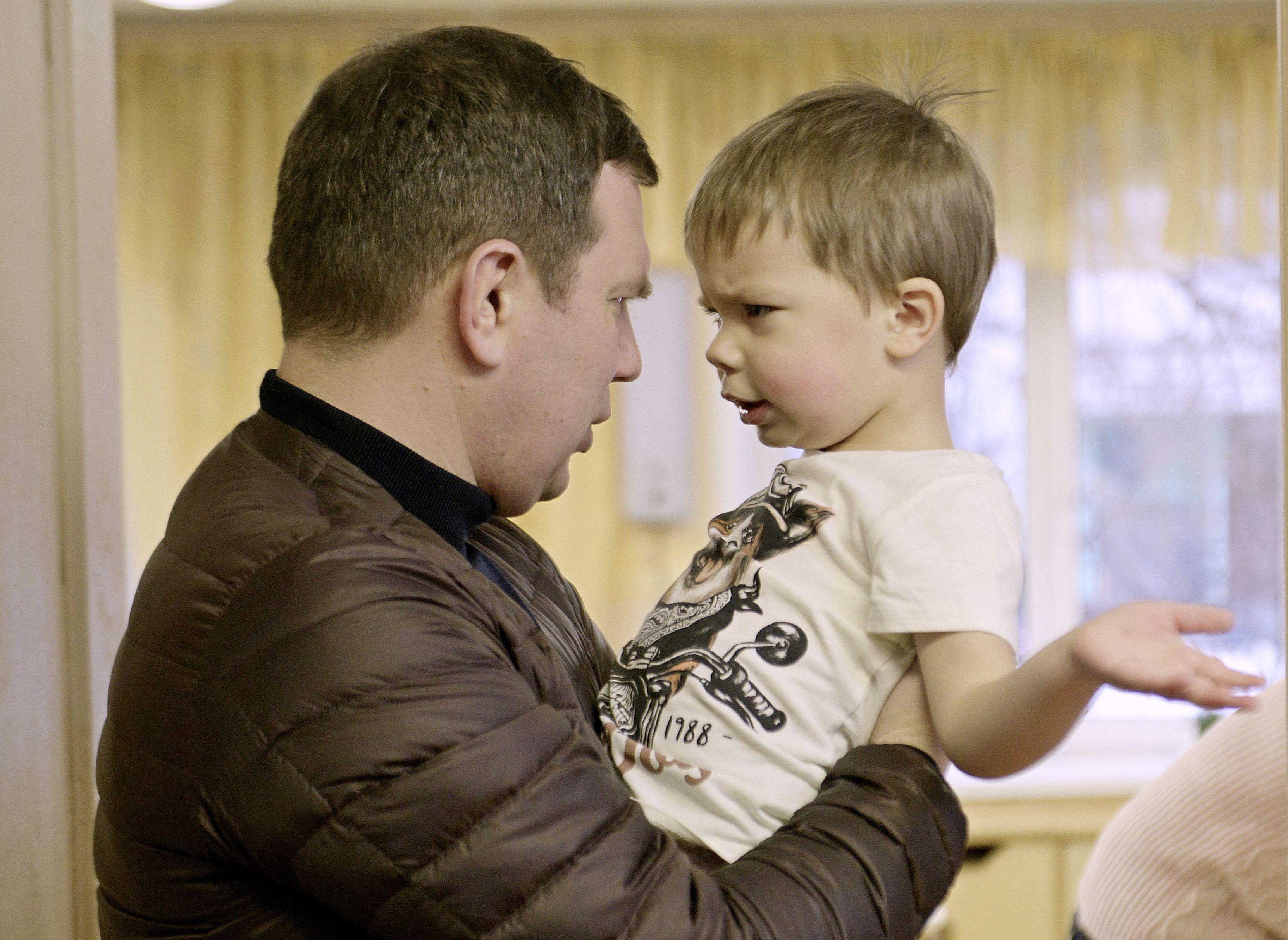 Психология отцовства:новая лекция появилась на канале «Нагатина»